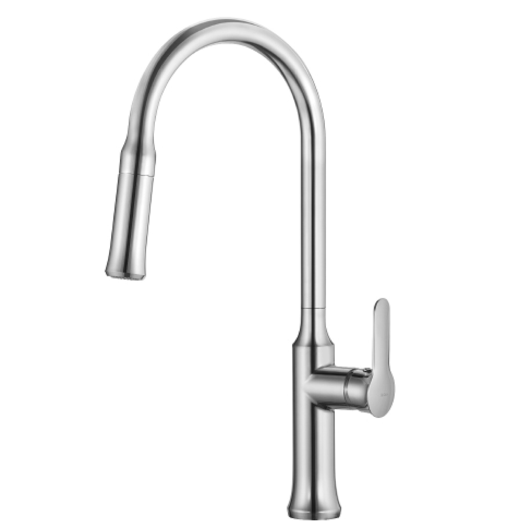Kraus Kpf  Single Lever Pull Out Kitchen Faucet