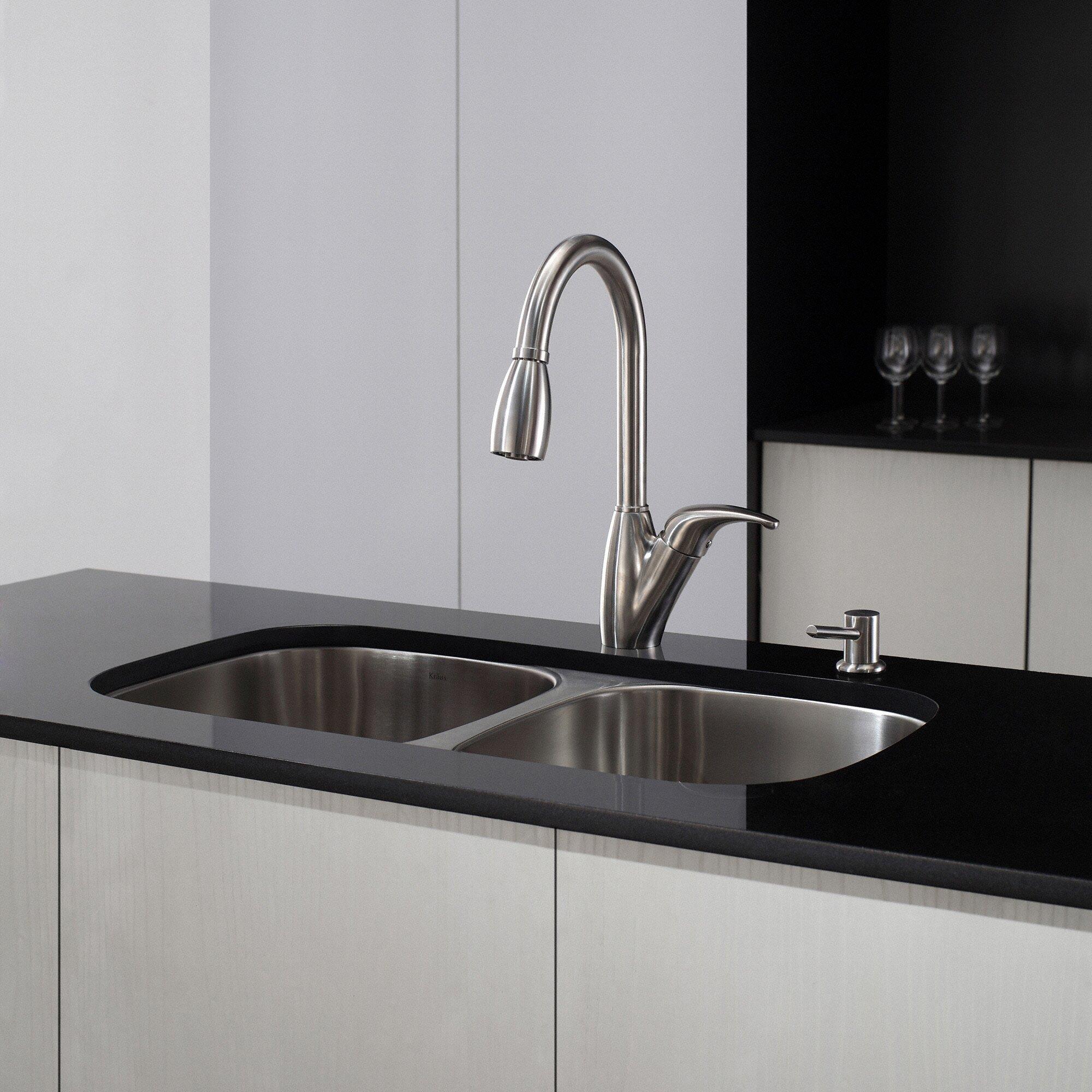 Kraus Kitchen Sink Reviews : Kraus Undermount 32