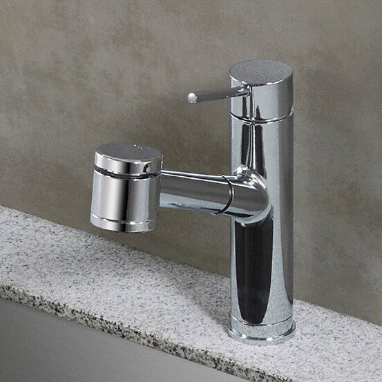 kraus mateo single lever pull out kitchen faucet