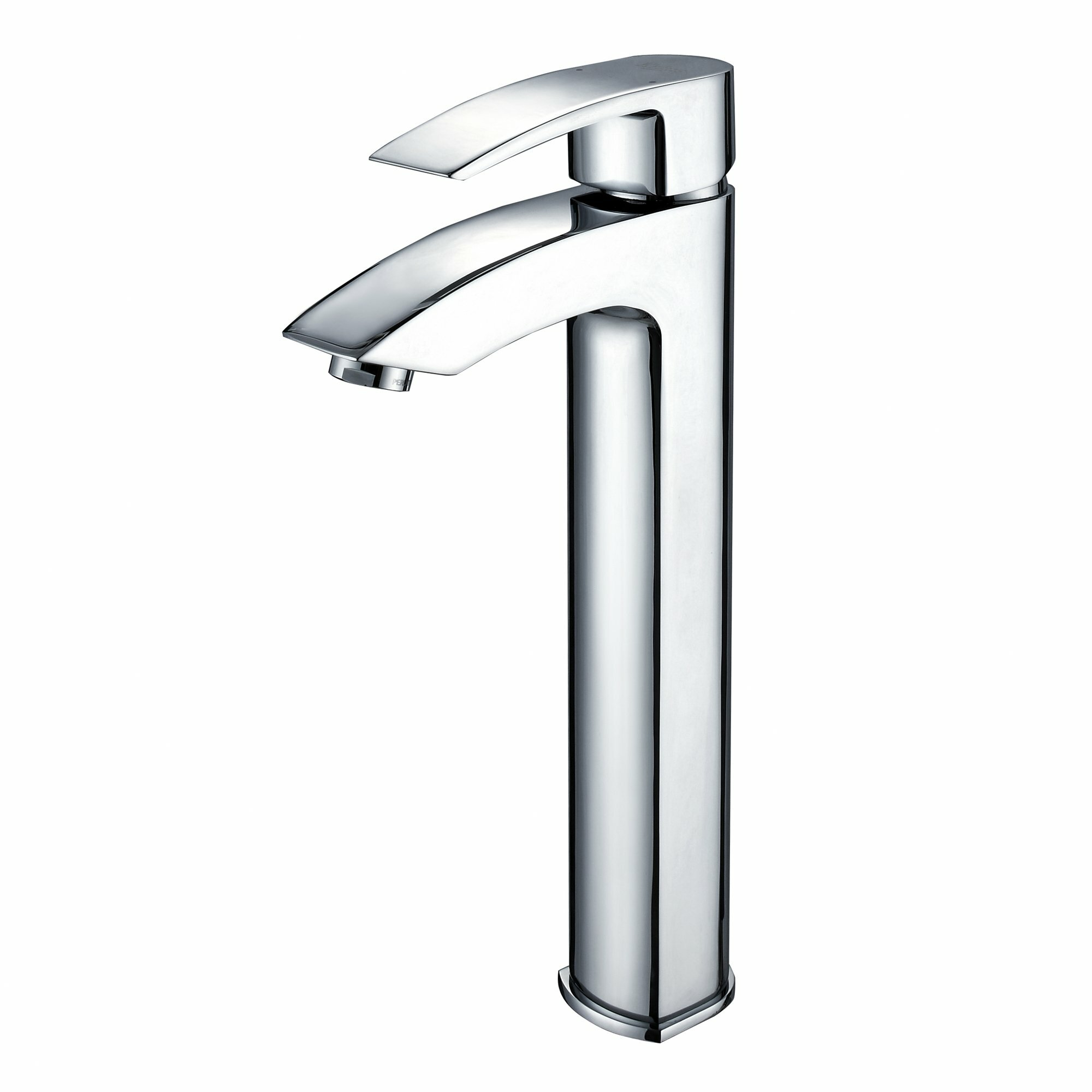 Kraus Faucets Reviews : Kraus Crystal Clear Glass Vessel Sink and Visio Faucet & Reviews ...