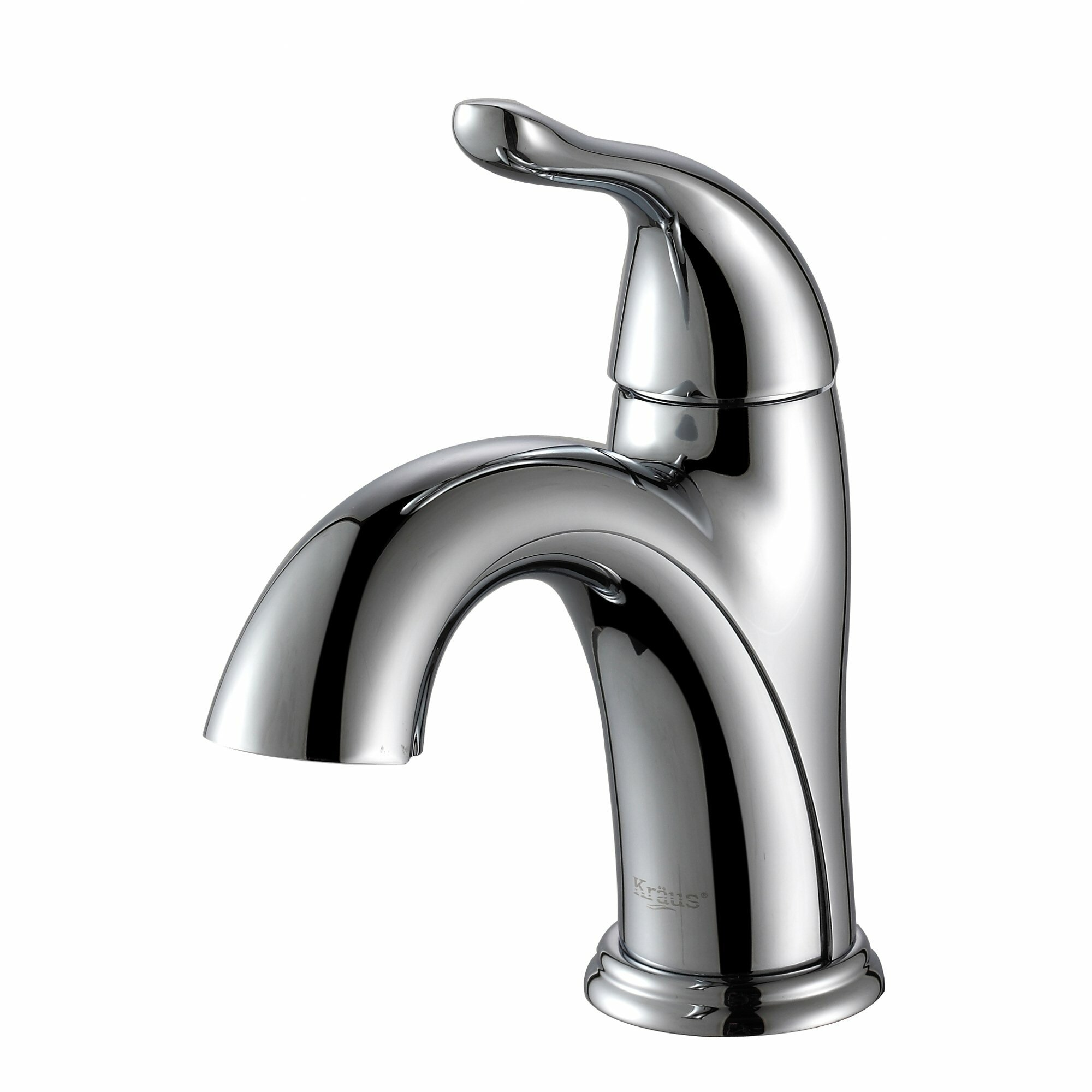 Kraus Faucets Reviews : Kraus Arcus Single Lever Centerset Basin Faucet & Reviews Wayfair