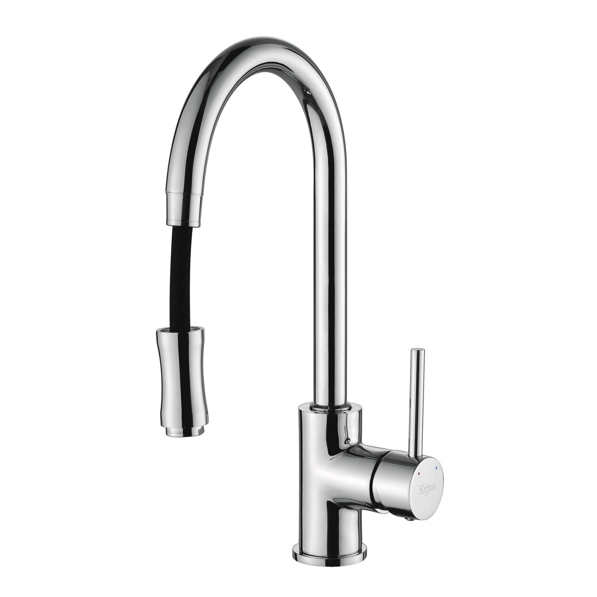 """Kraus 35 88"""" x 20 75"""" Farmhouse Double Bowl Kitchen Sink with Faucet & Soap Dispenser & Reviews"""