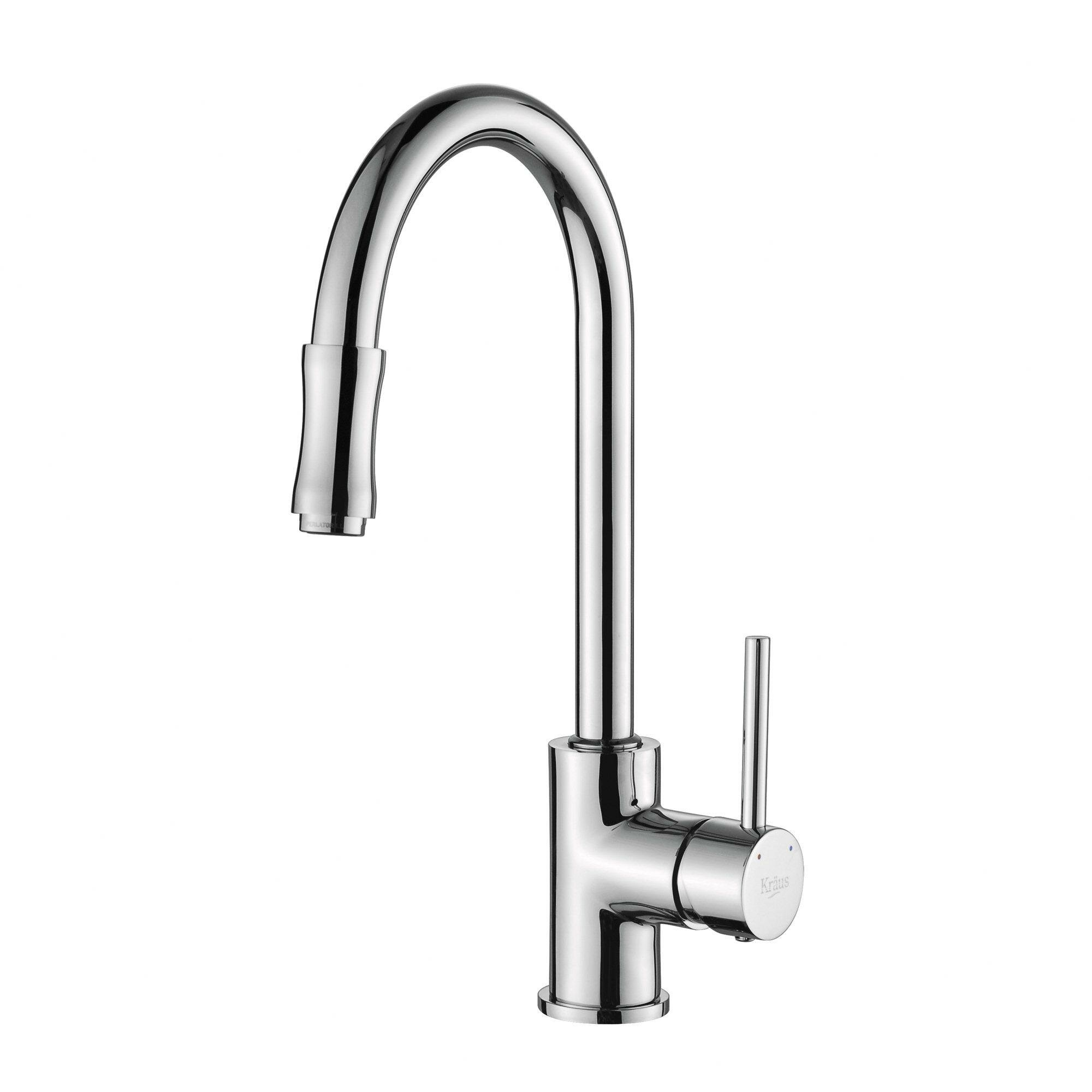 Kraus Faucets Reviews : ... Single Bowl Kitchen Sink with 10