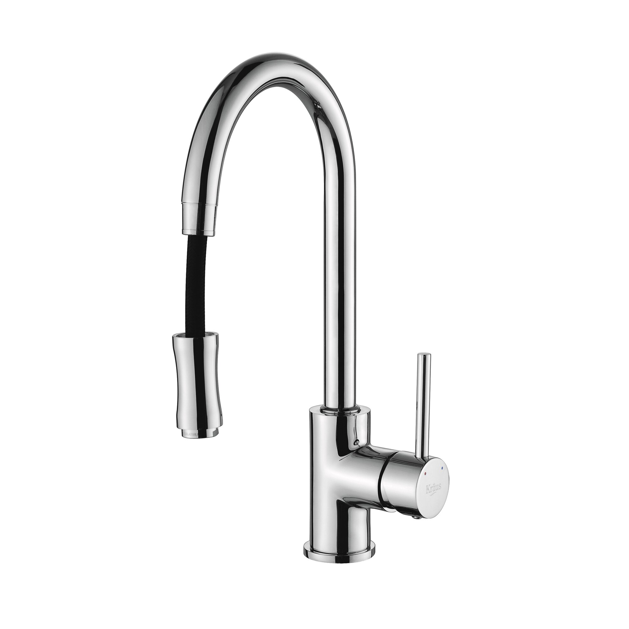 Kraus Kitchen Faucets Pull Out Spray