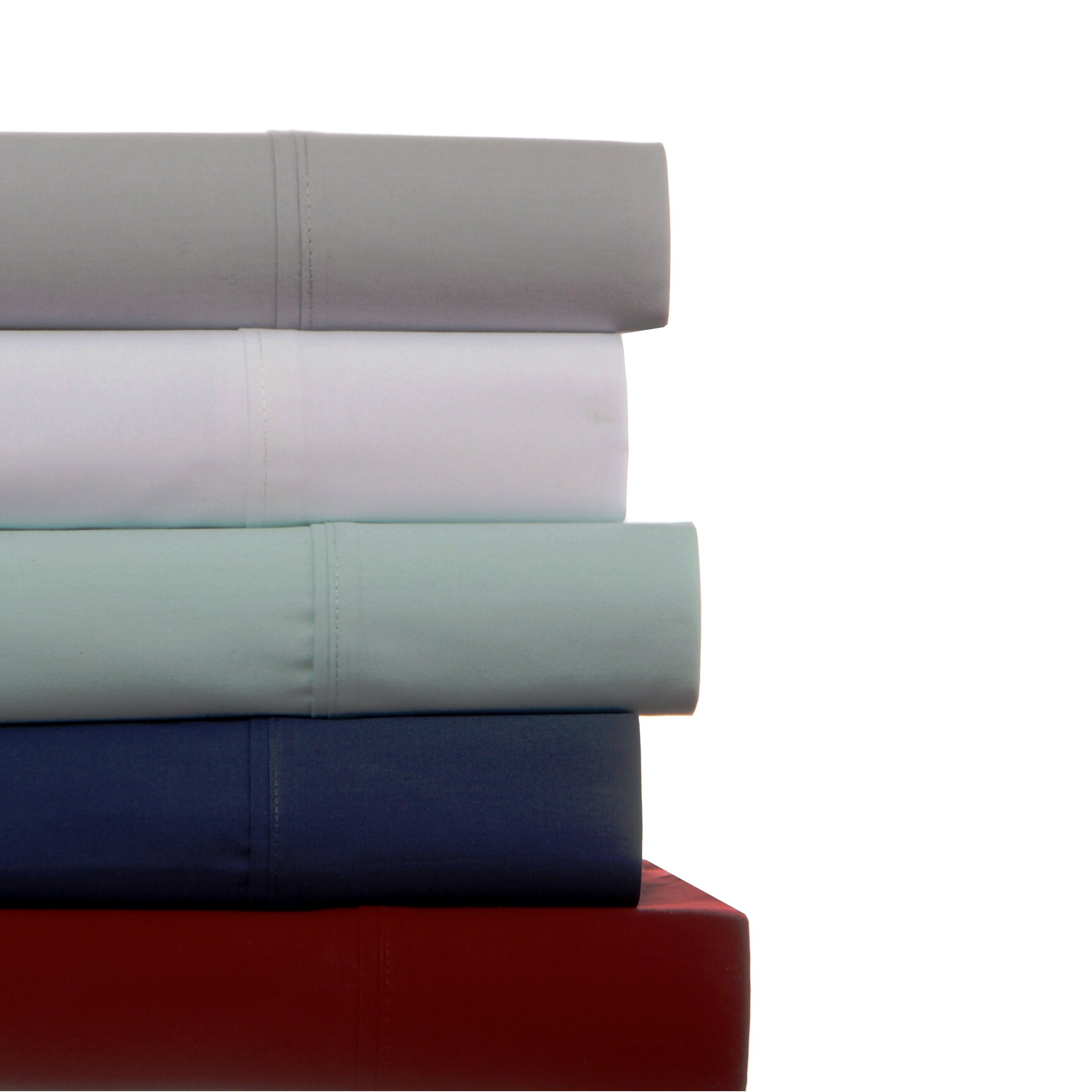 Nautica 200 Thread Count Cotton Percale Sheet Set