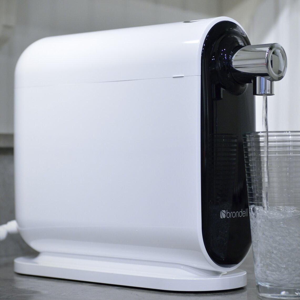 Brondell H2o Cypress Countertop Water Filtration System