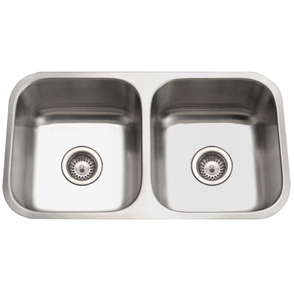 Undermount Kitchen Sink Reviews Vigo 19 Quot Undermount Kitchen Sink Reviews Wayfair