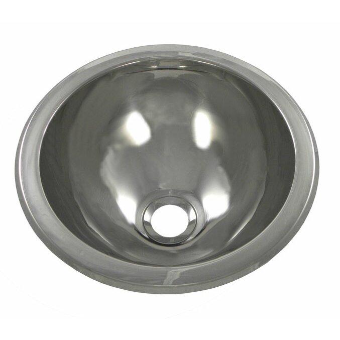 Opella Sinks Opella Sinks Opella 12 X 12 Round Bar Sink Reviews