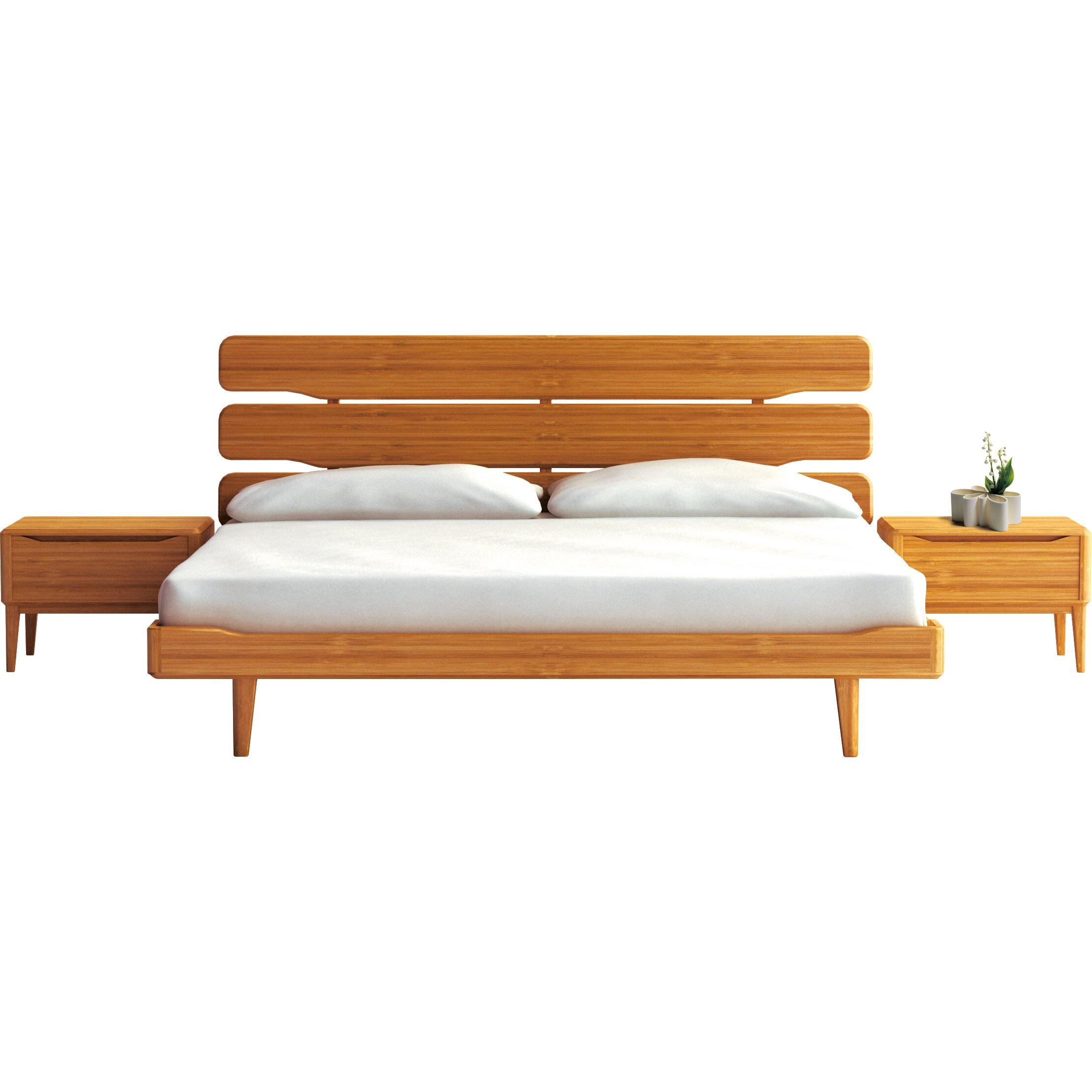 Greenington Currant Platform Bed Reviews Wayfair