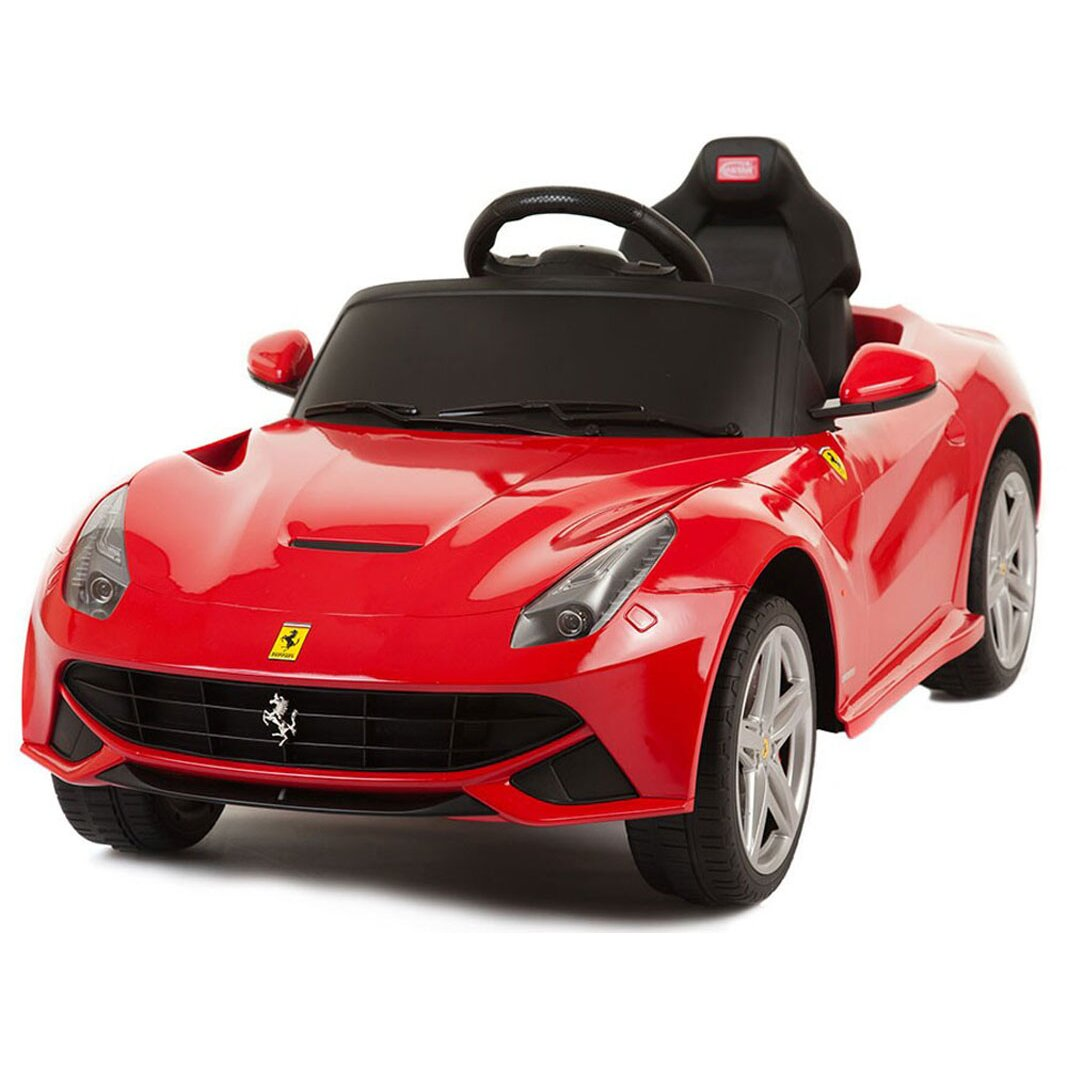 Ferrari F12: Big Toys Rastar Ferrari F12 12V Battery Powered Car