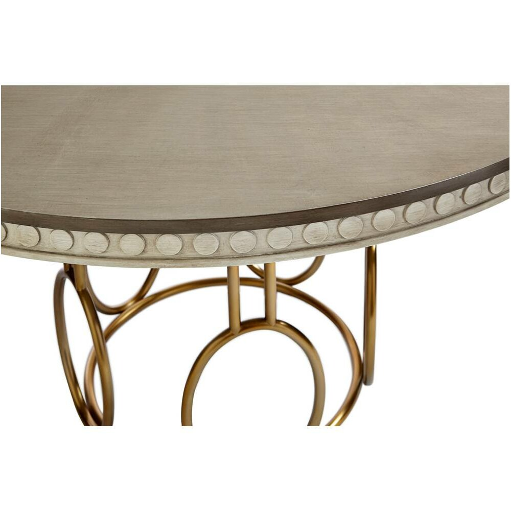 Coastal living by stanley furniture oasis venice beach for Beach dining table