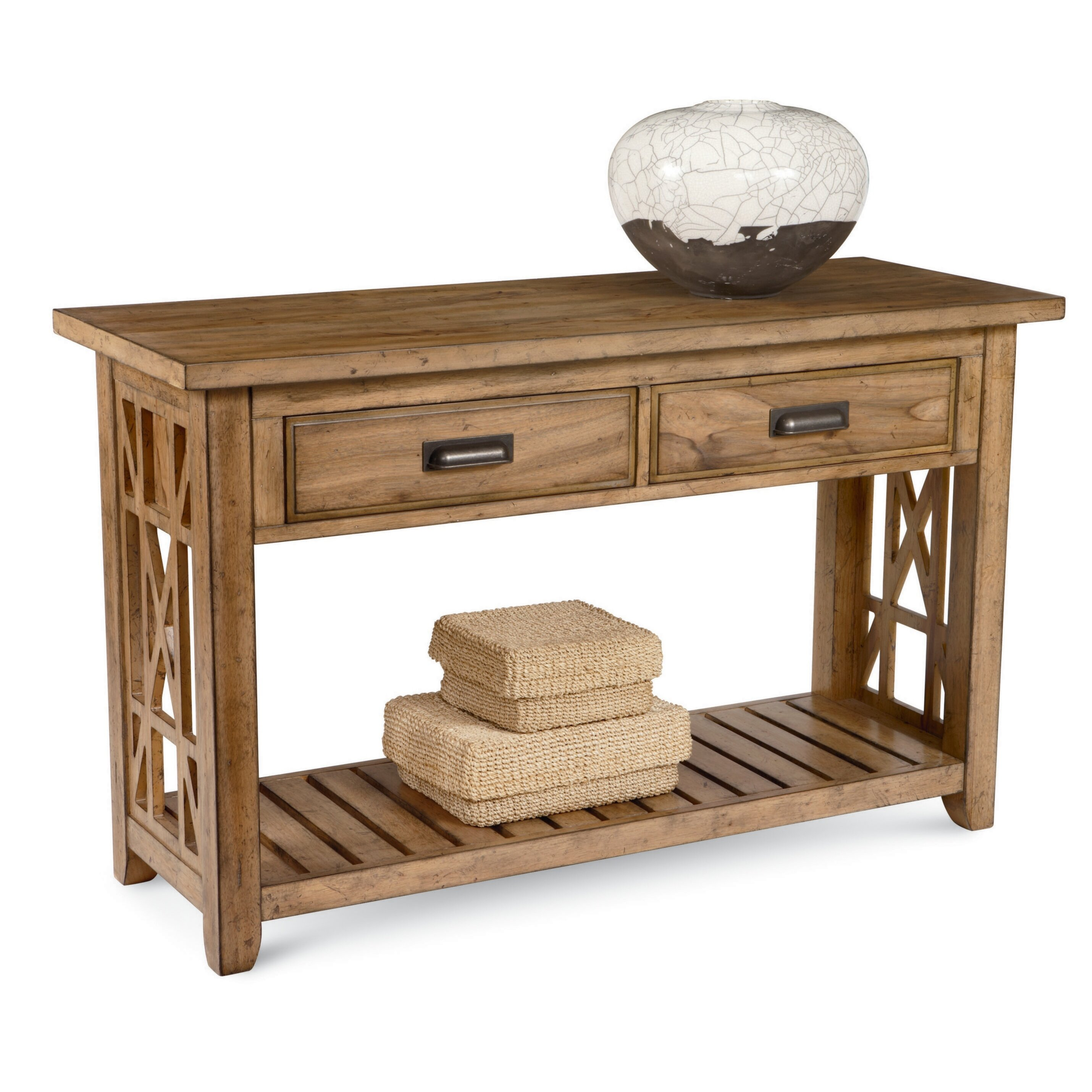 Broyhill Frasier Console Table