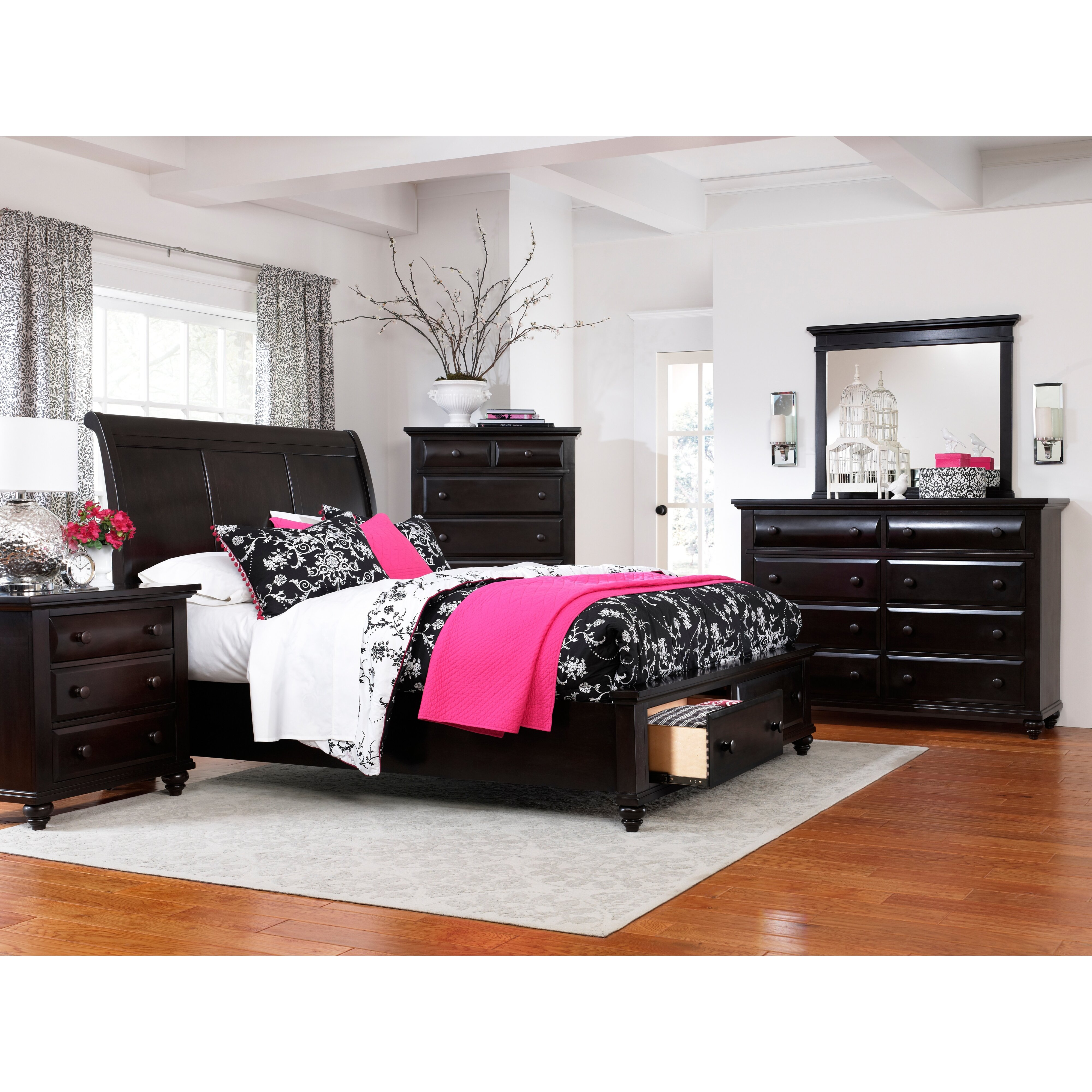 Broyhill Bedroom Furniture Reviews Diy Bedroom Art Canopy Bedroom Sets King Size Navy And Black Bedroom: Broyhill® Farnsworth 8 Drawer Dresser & Reviews