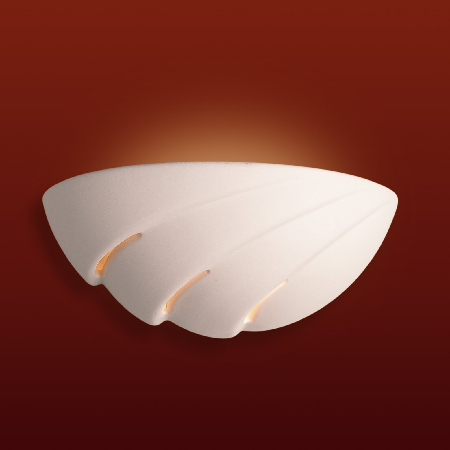 Wall Wash Lighting Ceramic Tile : Firstlight CERAMIC 1 Light Wall Washer & Reviews Wayfair UK