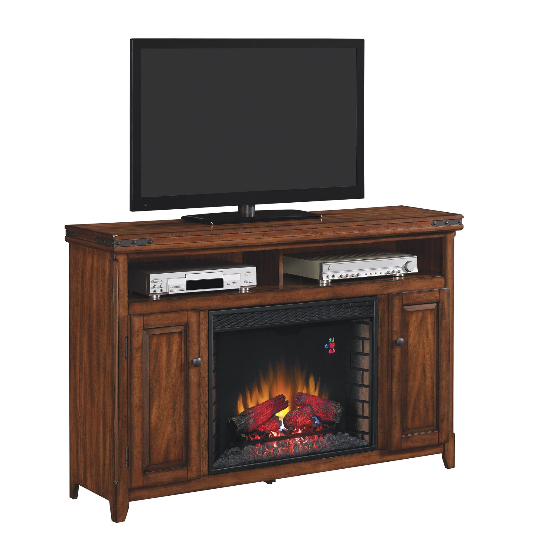 Classic Flame Mayfield Tv Stand Electric Fireplace