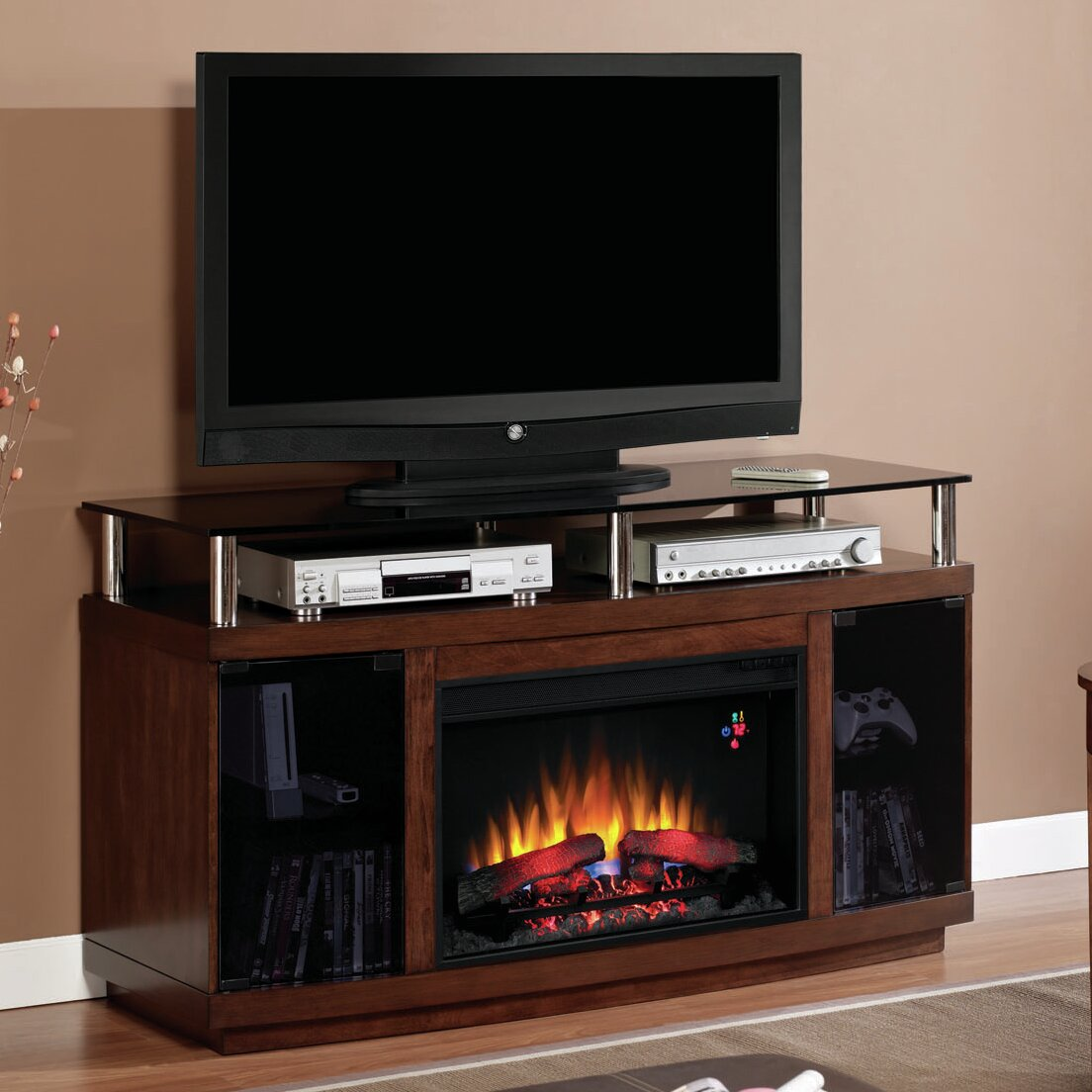 Classic Flame Drew Electric Fireplace Wayfair