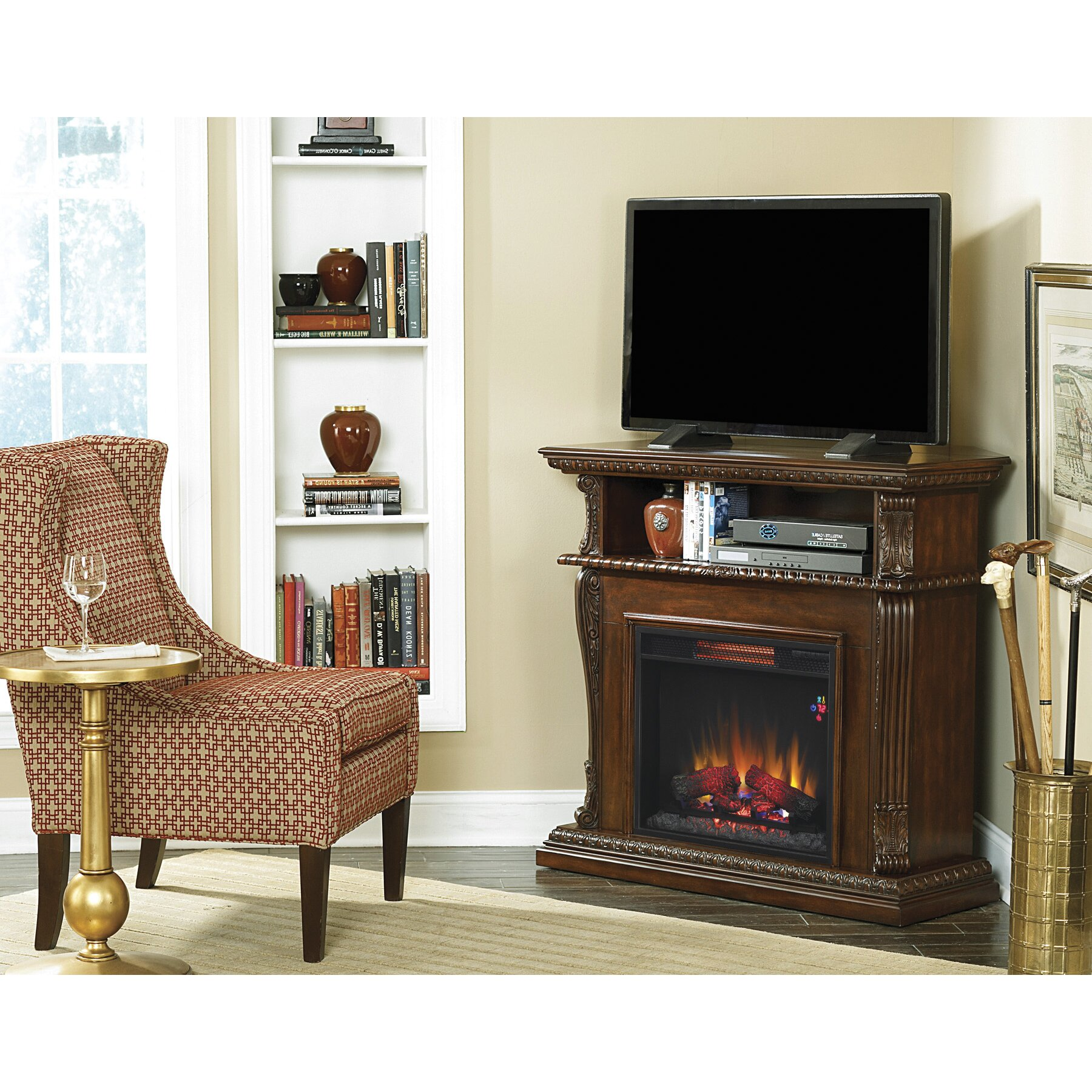 Classic Flame Electric Fireplace Insert & Reviews