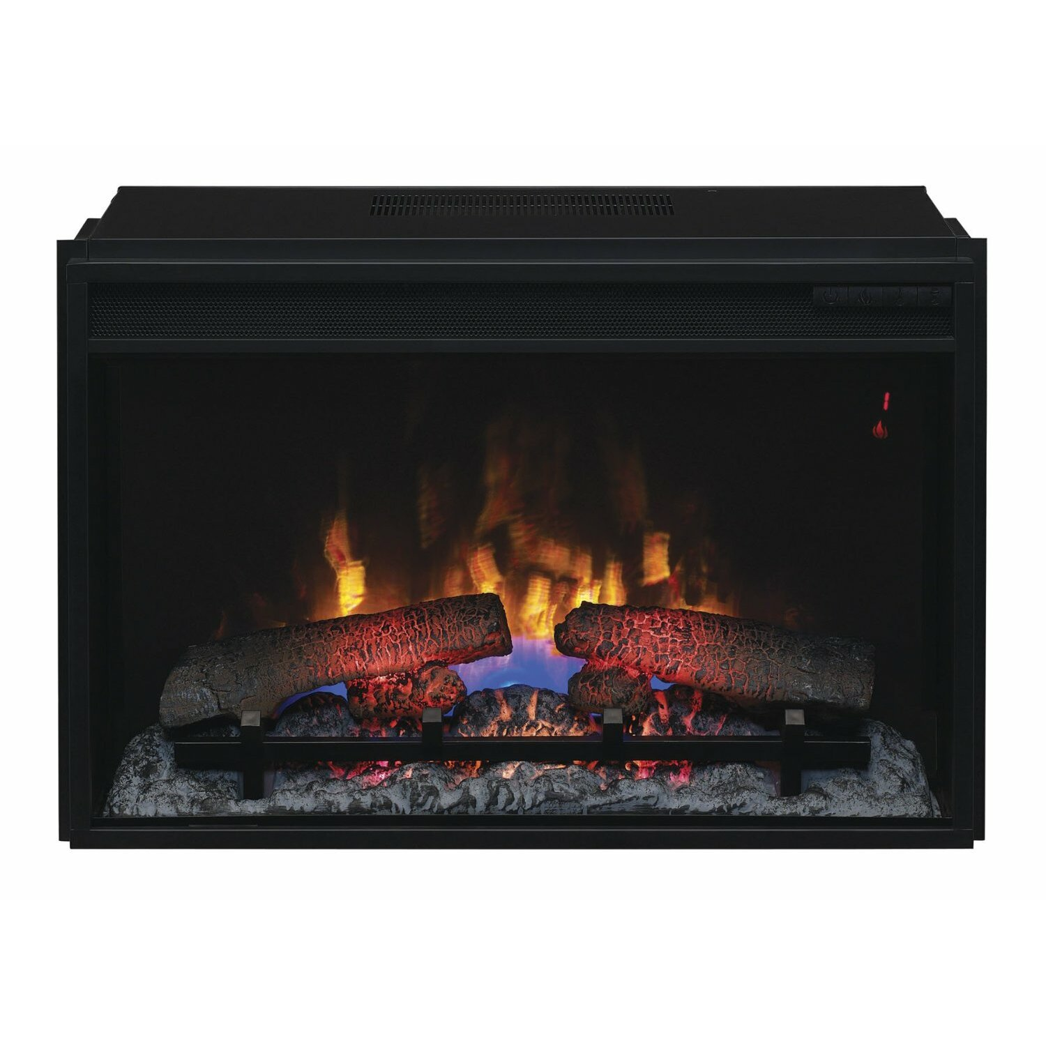 Classic Flame 26 Infrared Electric Fireplace Insert Reviews Wayfair
