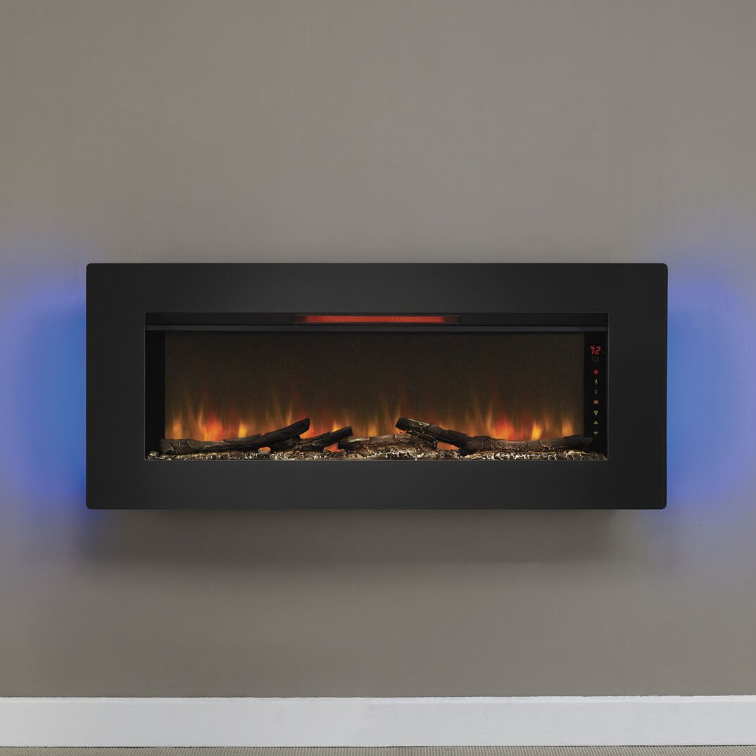 Classic Flame Felicity Wall Mount Electric Fireplace Reviews Wayfair