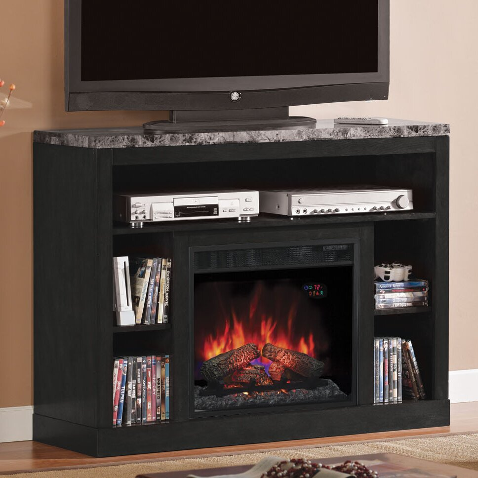 Classic Flame Adams Tv Stand With Electric Fireplace Reviews