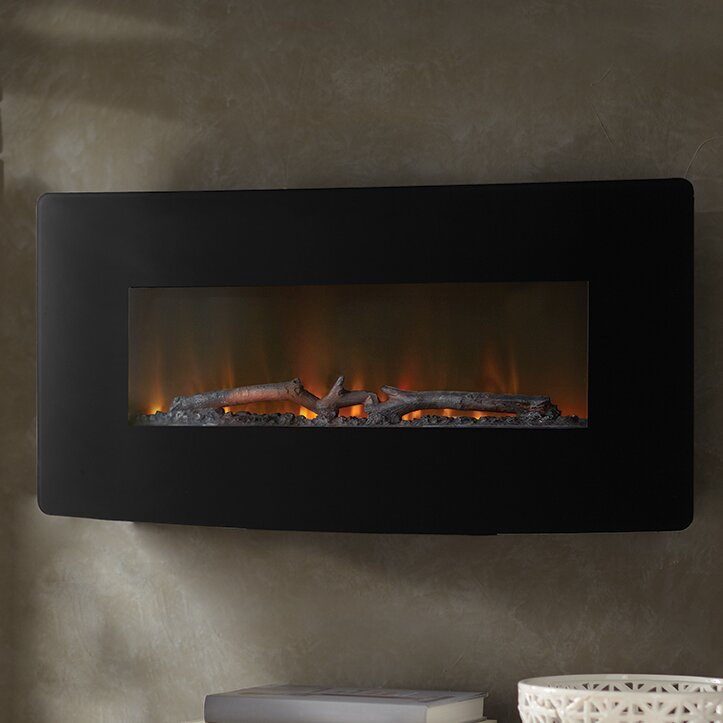 Home Improvement Heating & Cooling  Wall Mounted Fireplaces Muskoka