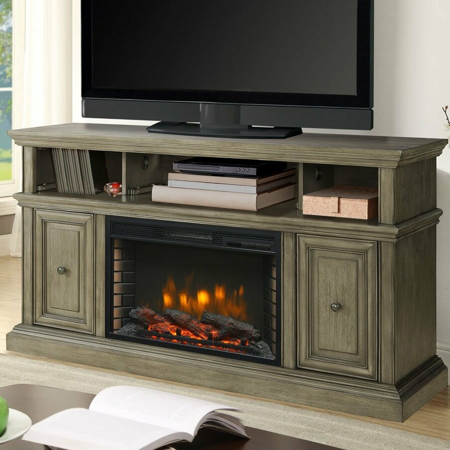 muskoka mccrea media electric fireplace wayfair