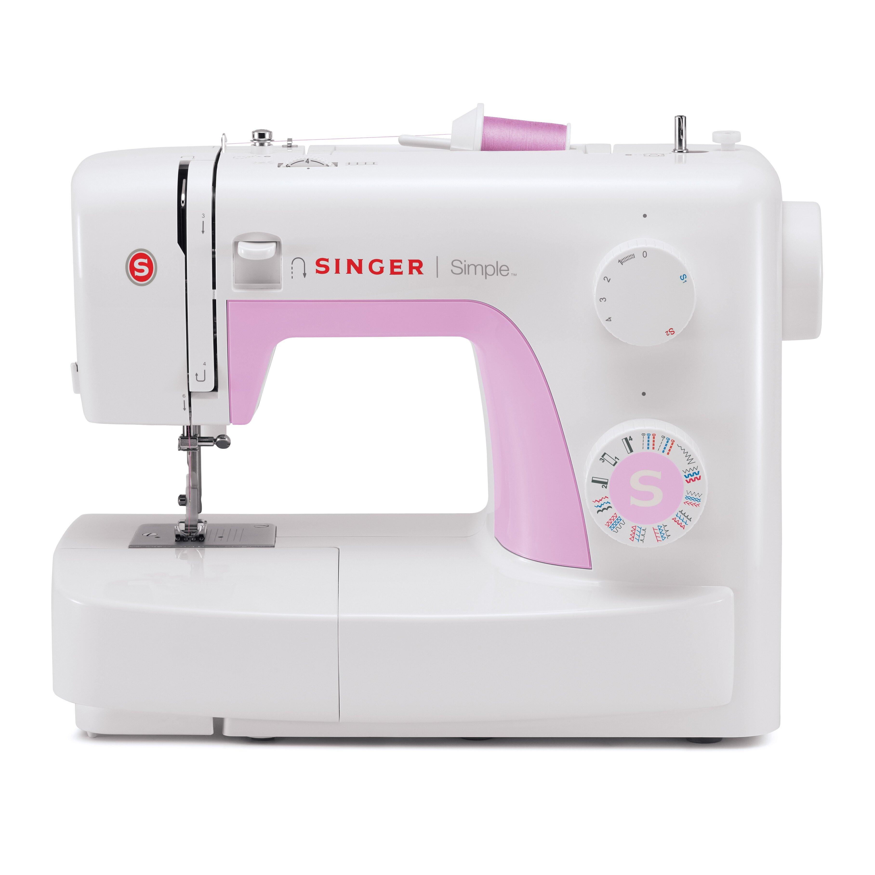 singer learn to sew sewing machine wayfair. Black Bedroom Furniture Sets. Home Design Ideas