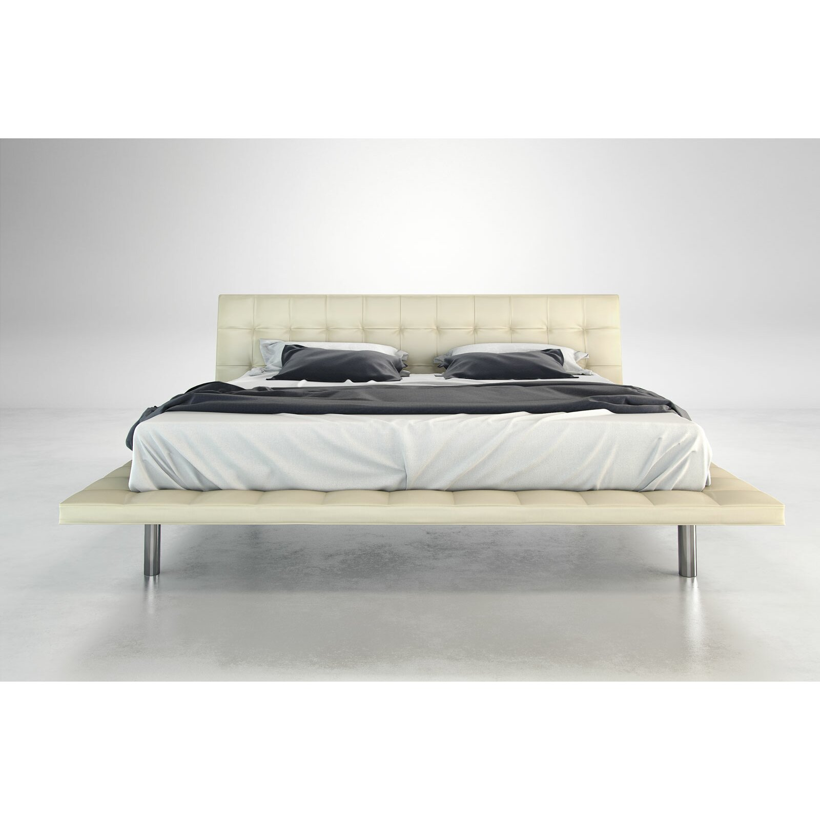 Modloft Howard Upholstered Platform Bed Reviews