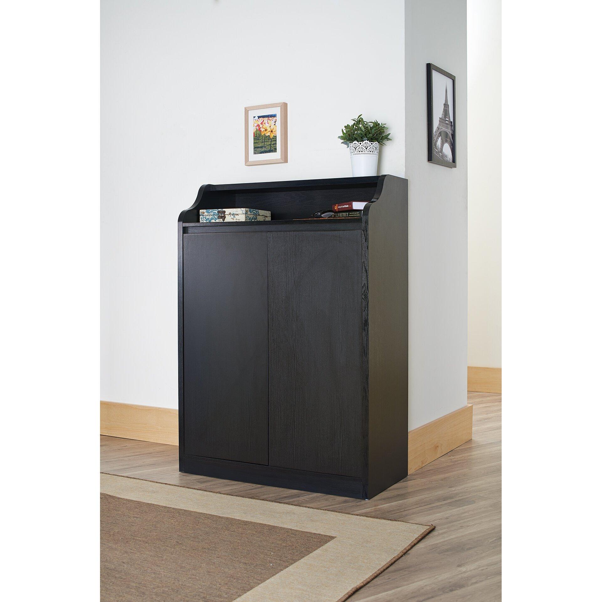 Hokku Designs Gavinetta 15 Pair Shoe Storage Cabinet Reviews
