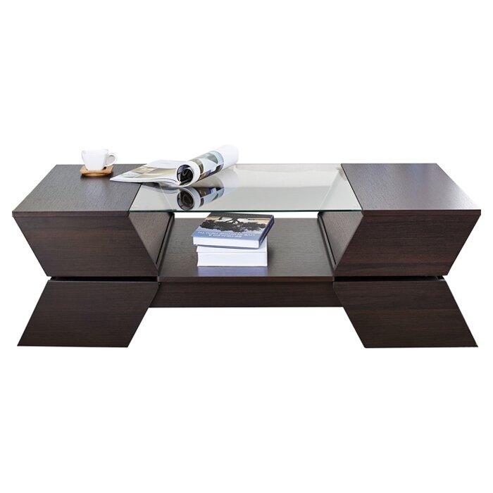 Hokku Designs Matias Coffee Table Reviews Wayfair