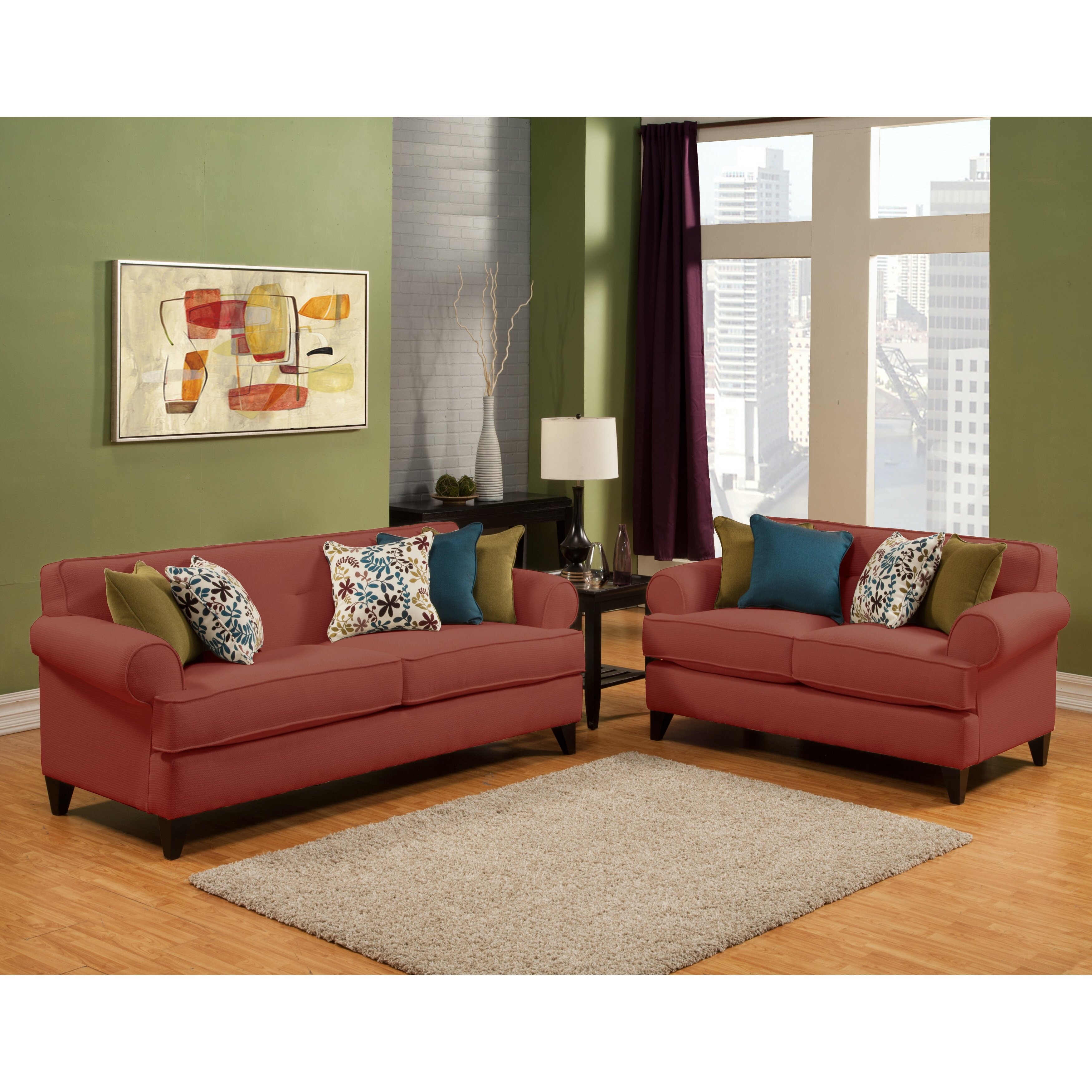 Hokku designs nevis living room collection reviews for Hokku designs living room furniture