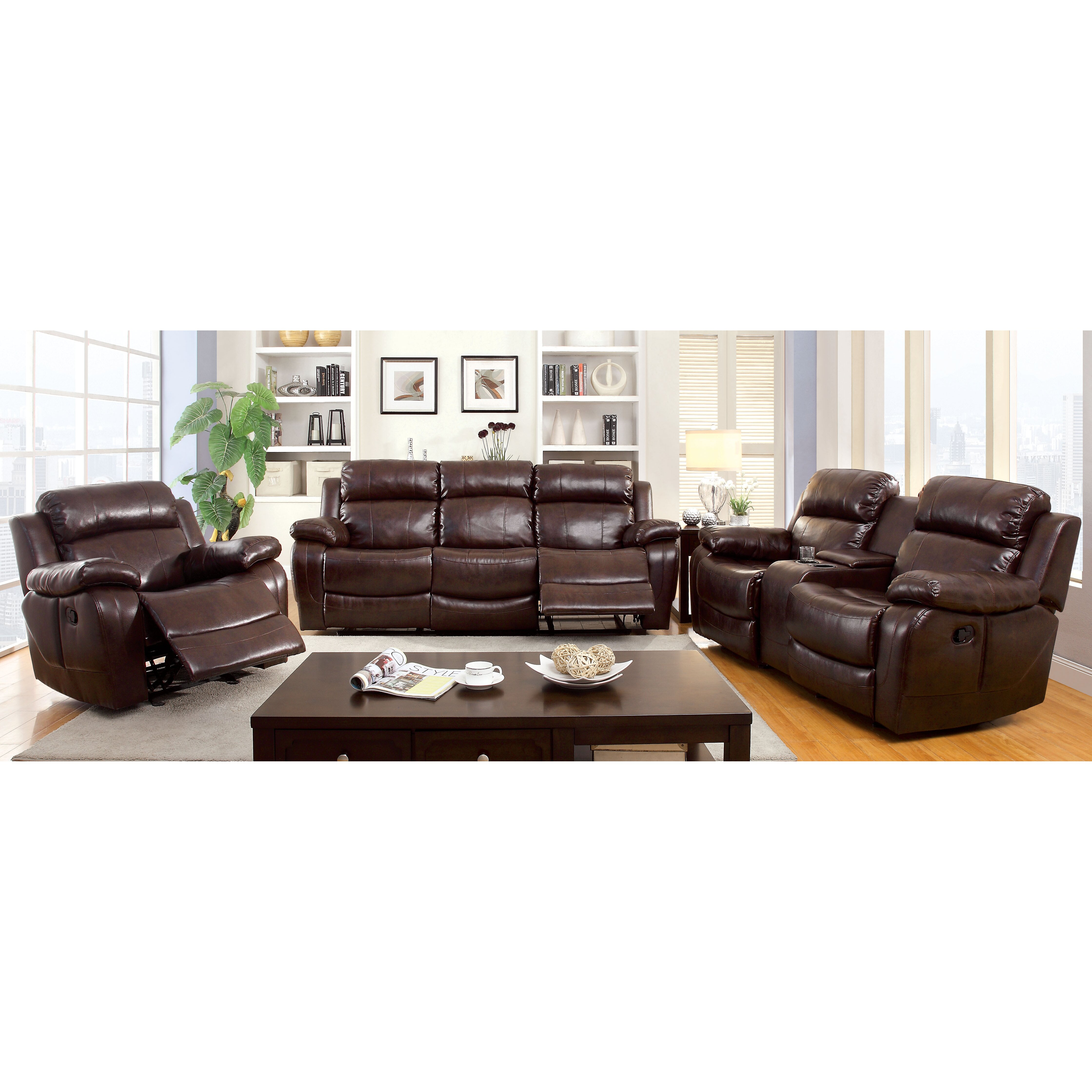 Hokku Designs Walfred Living Room Collection Reviews Wayfair