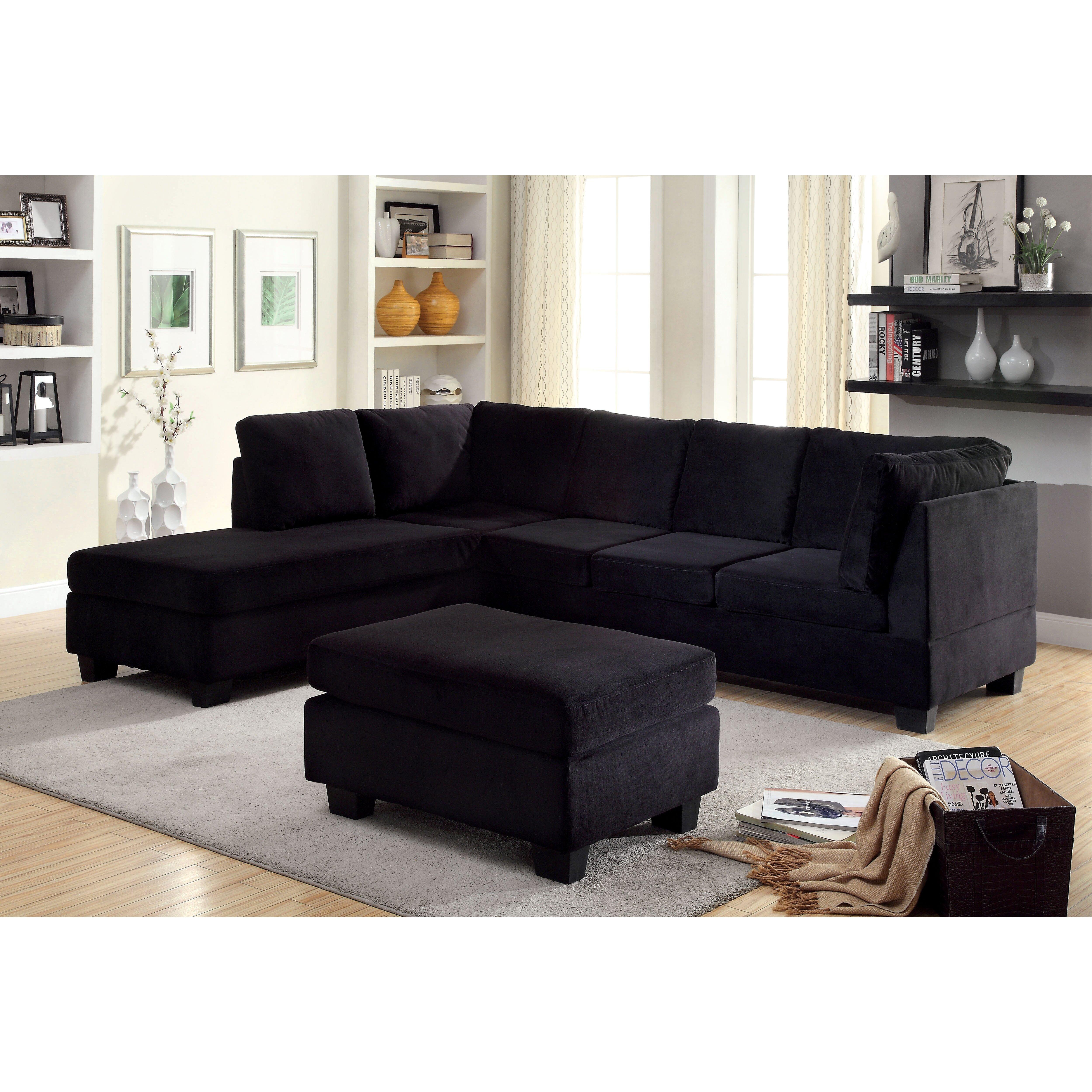 Hokku designs narissa sectional for Hokku designs living room furniture