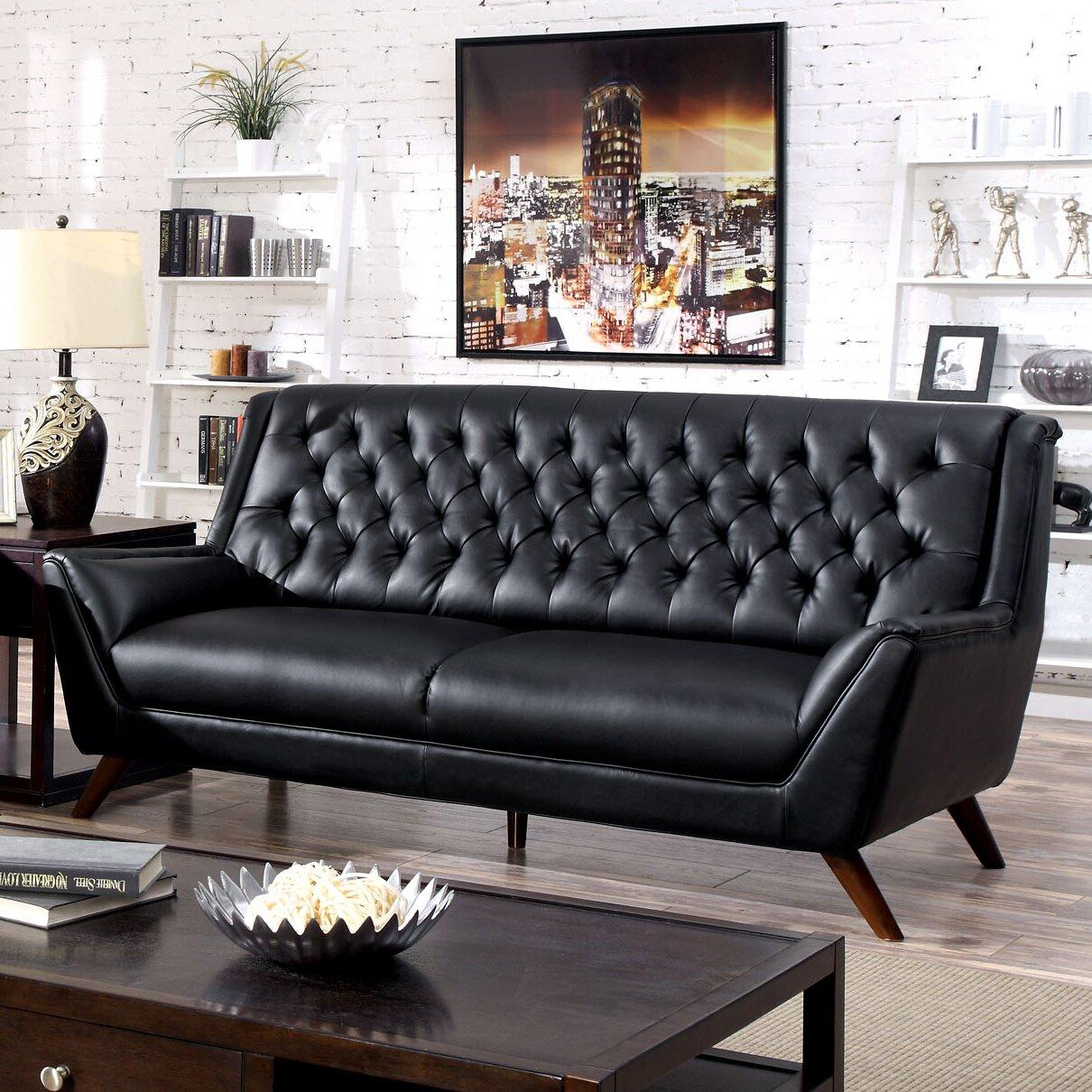 Hokku Designs Daine Modern Tufted Sofa & Reviews
