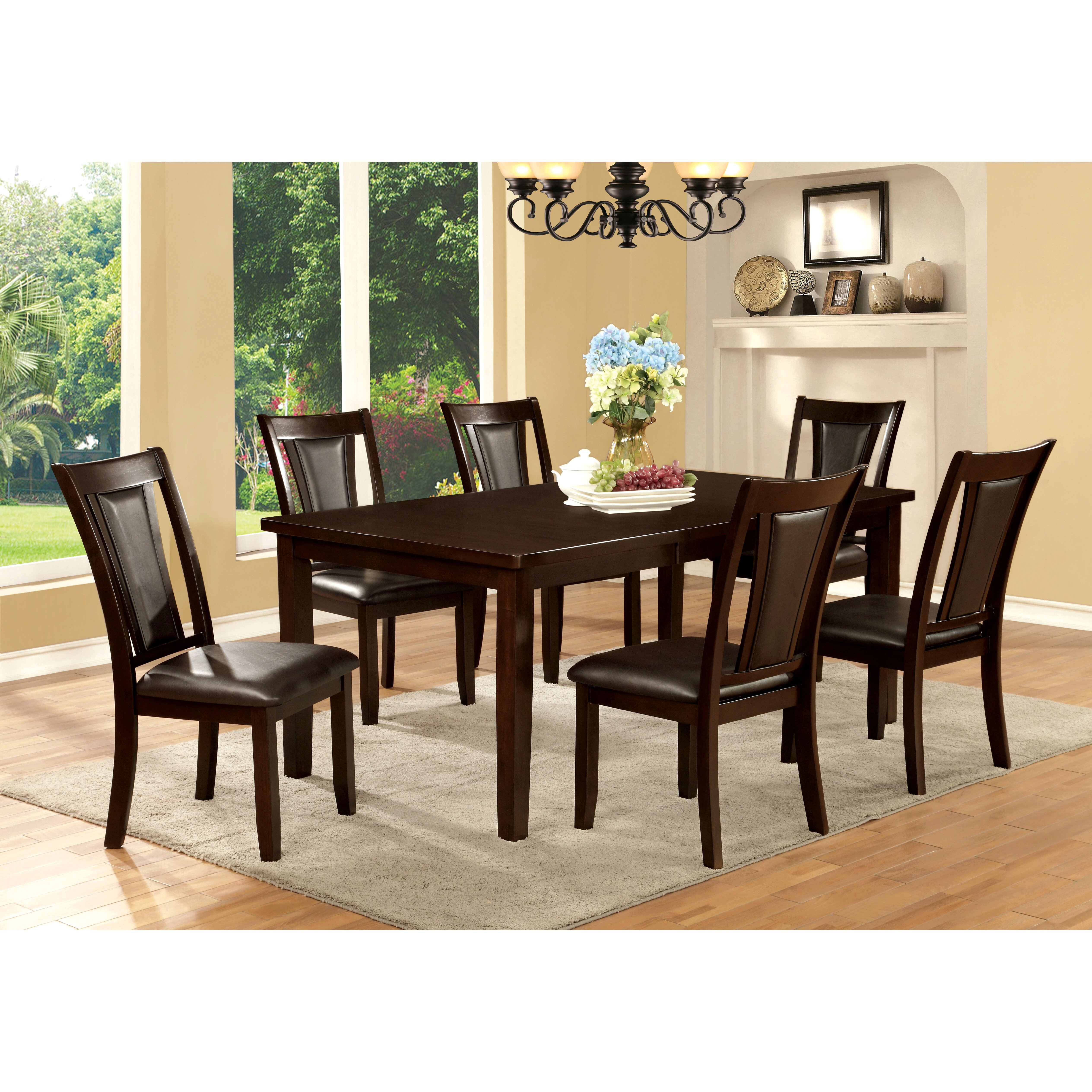 Hokku designs griffith extendable dining table wayfair for Hokku designs dining room furniture