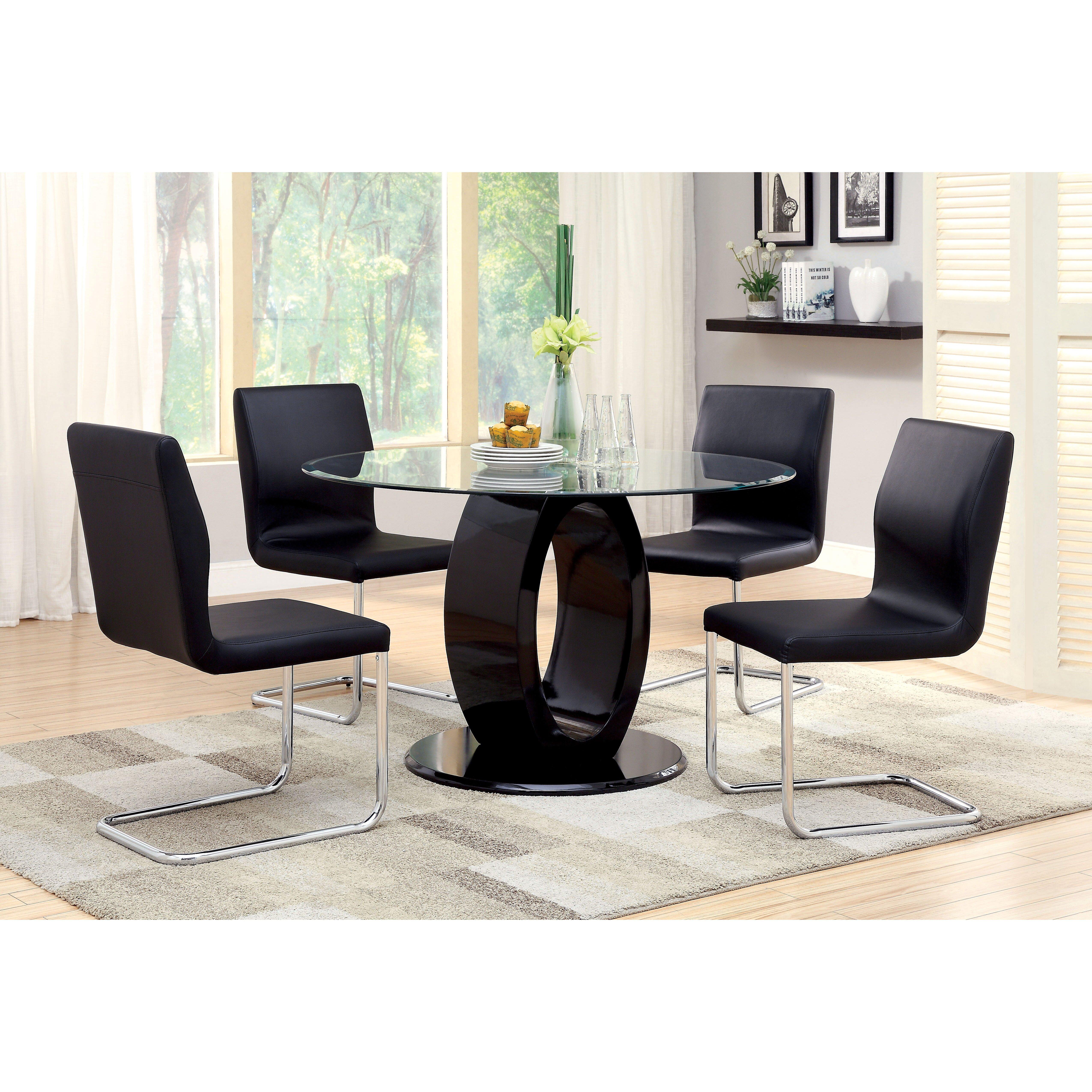 Hokku designs benedict dining table reviews wayfair for Hokku designs dining room furniture