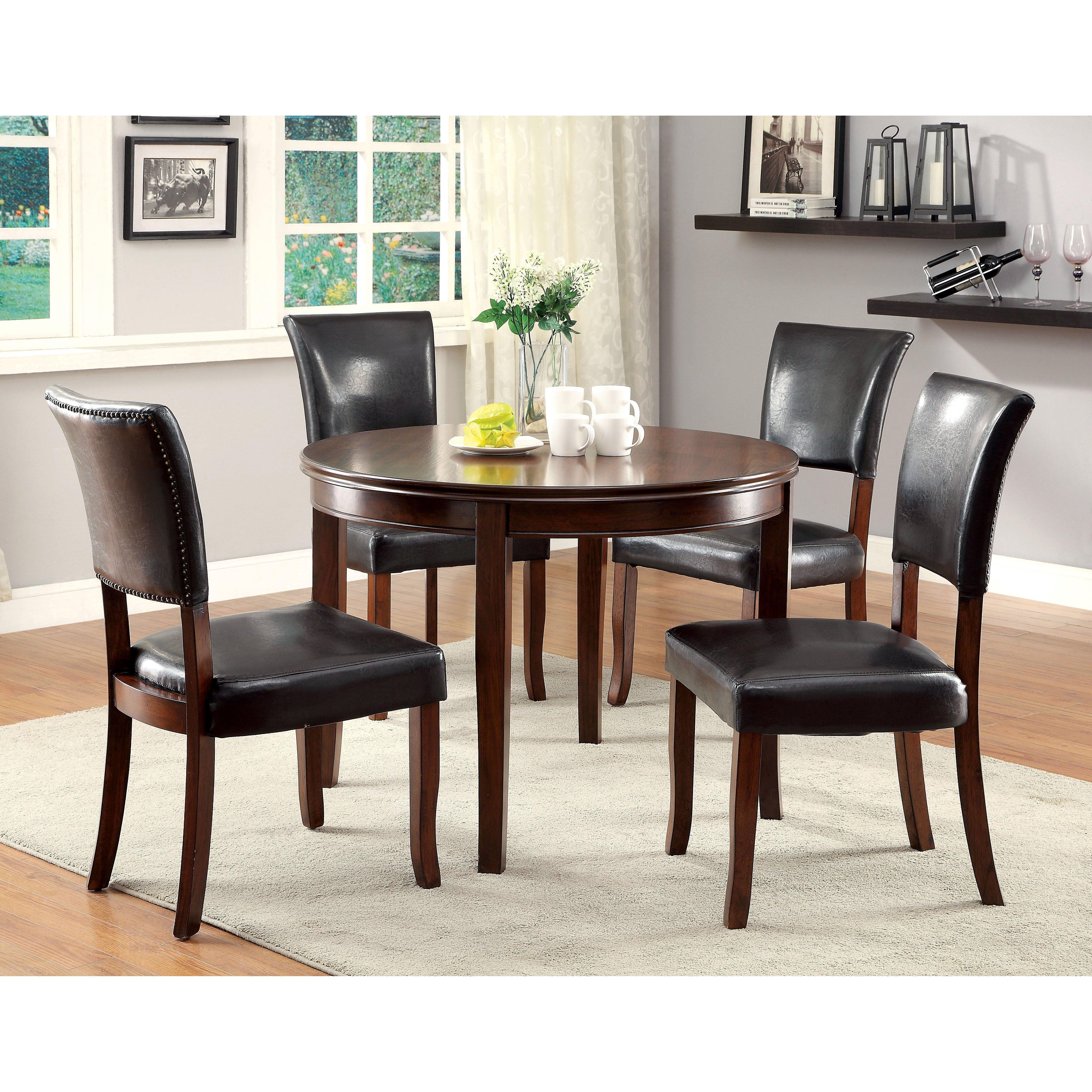 Hokku designs gabriel side chair for Hokku designs dining room furniture