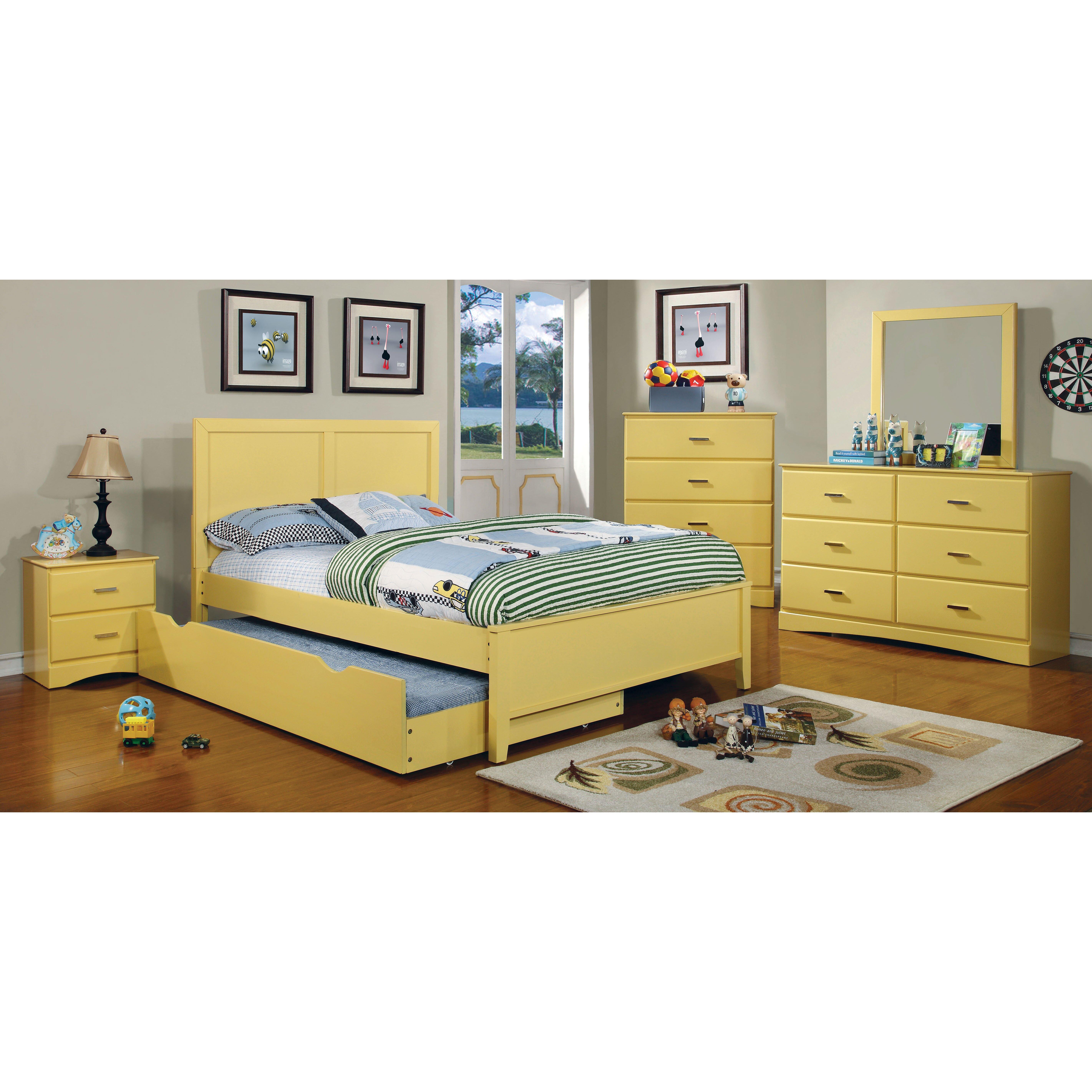 Hokku designs spectrum platform bed reviews wayfair for Platform bedroom designs