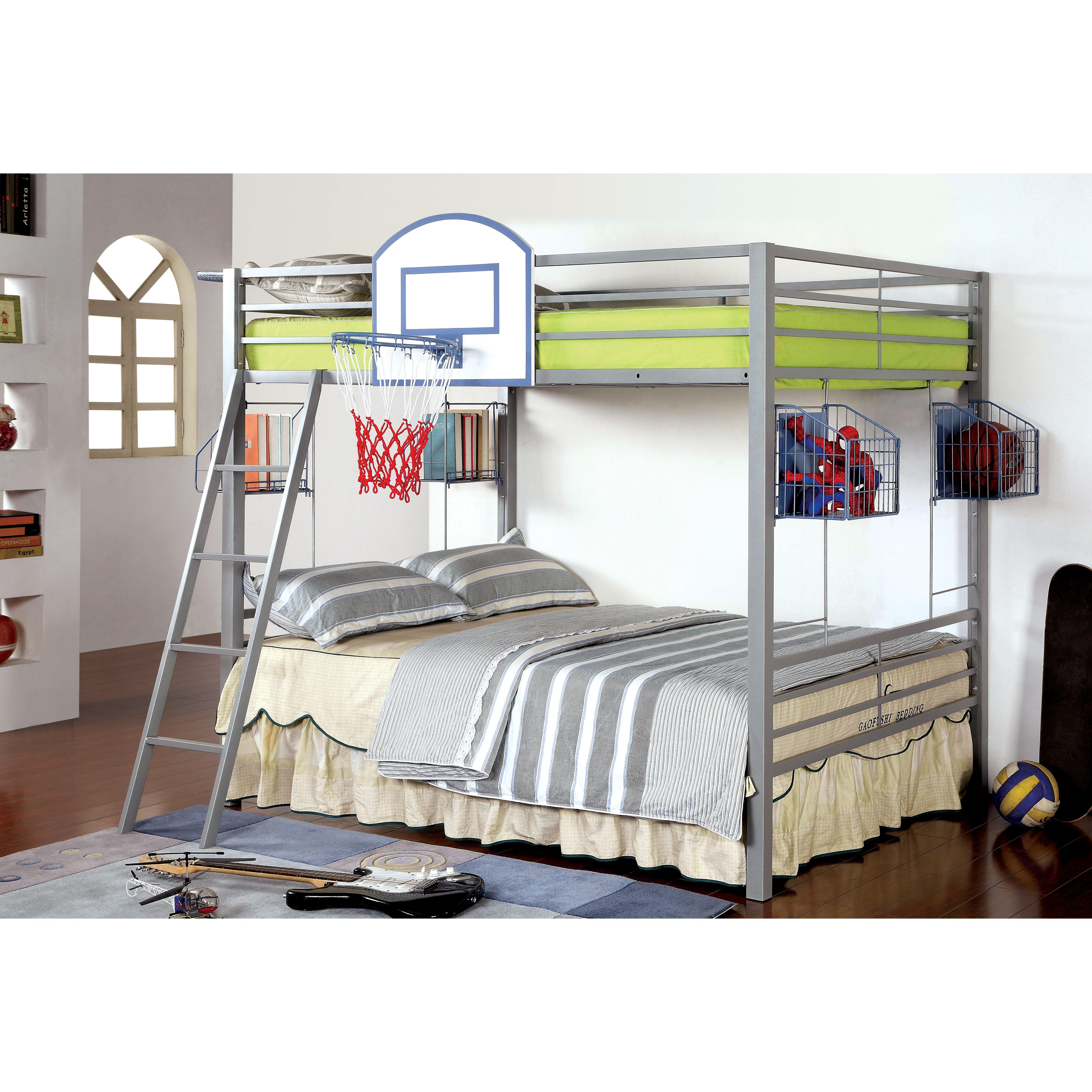 Hokku Designs Sporty Full over Full Bunk Bed Wayfair : Sporty Full Over Full Standard Bunk Bed JEG CL038TDDS from www.wayfair.com size 5232 x 5232 jpeg 3889kB