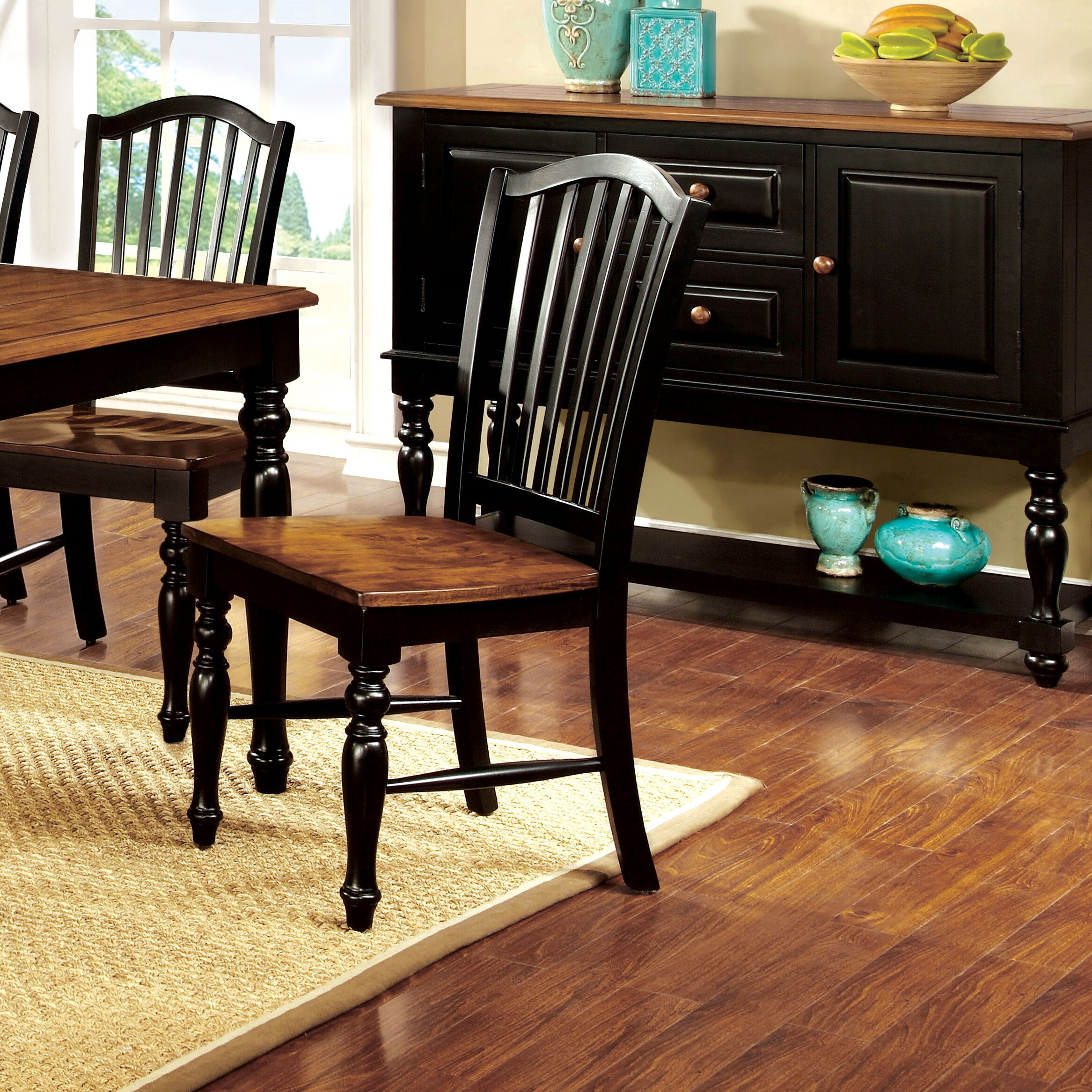 Hokku designs tanner country dining side chair reviews for Hokku designs dining room furniture