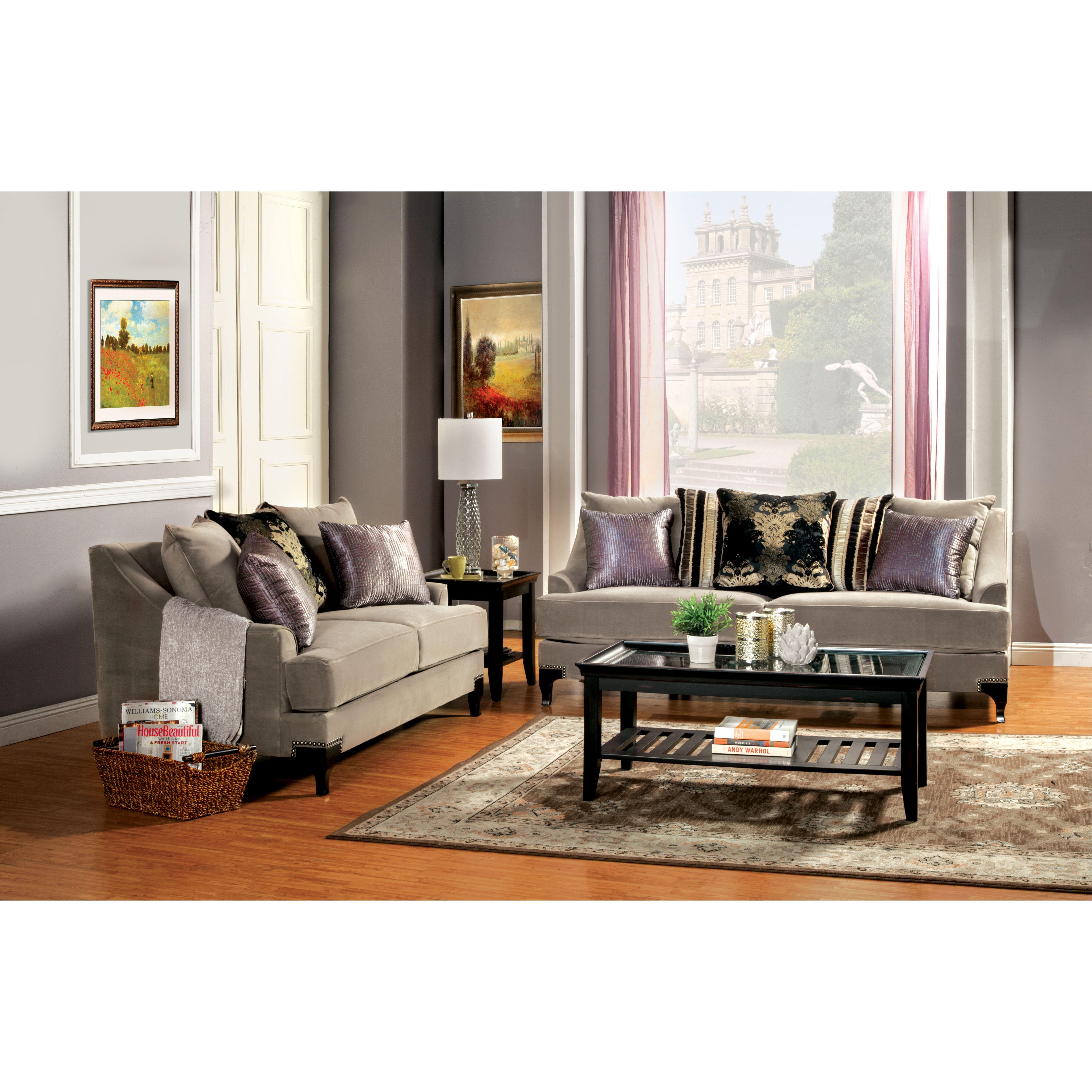 Hokku designs gianna living room collection reviews for Hokku designs living room furniture