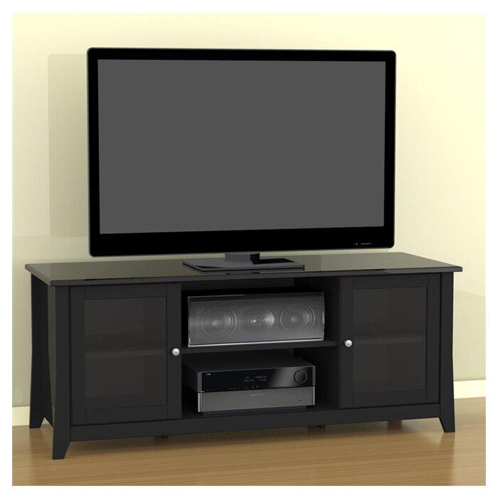 Hokku Designs Tuxedo Tv Stand Reviews Wayfair