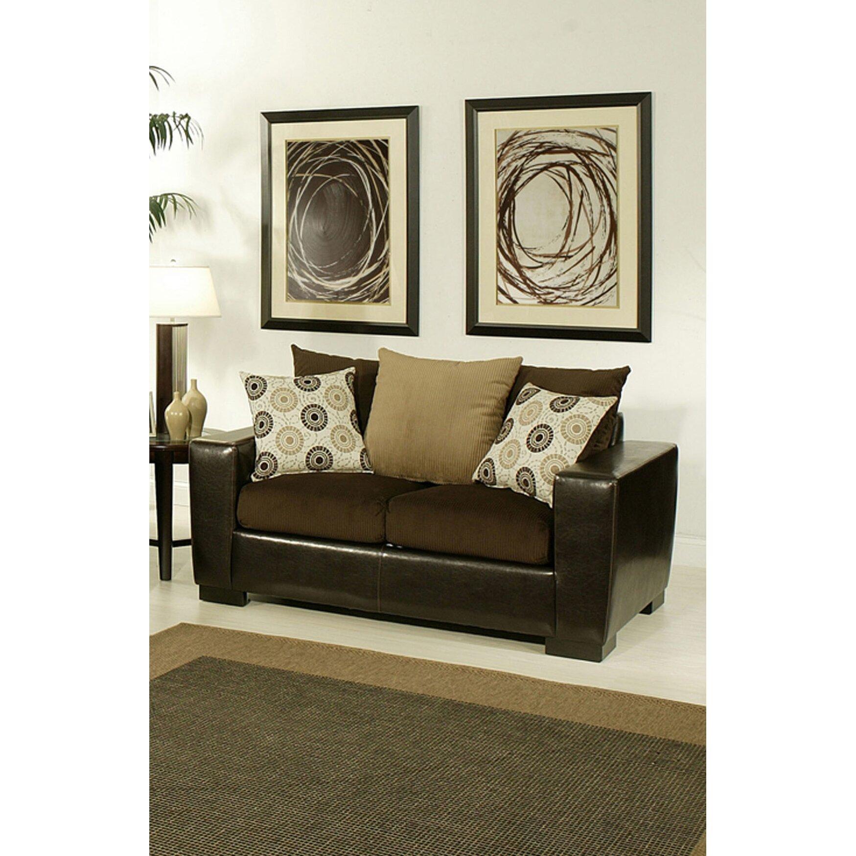 Hokku designs darlenne micliving room collection wayfair for Hokku designs living room furniture