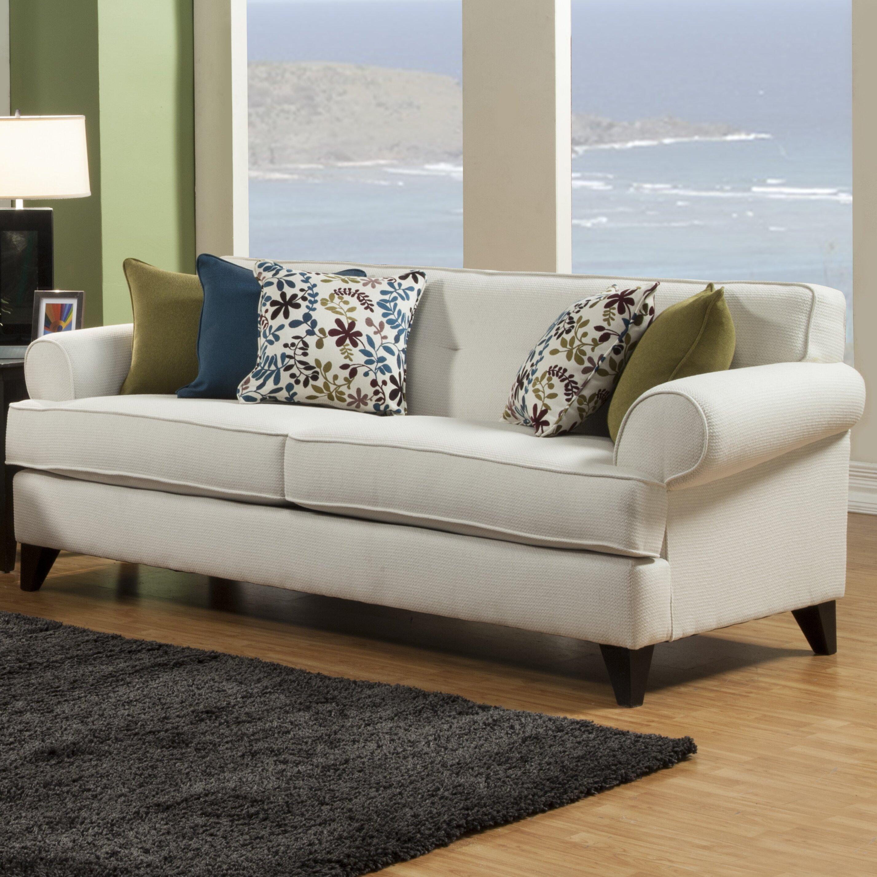 Hokku Designs Nevis Sofa | Wayfair