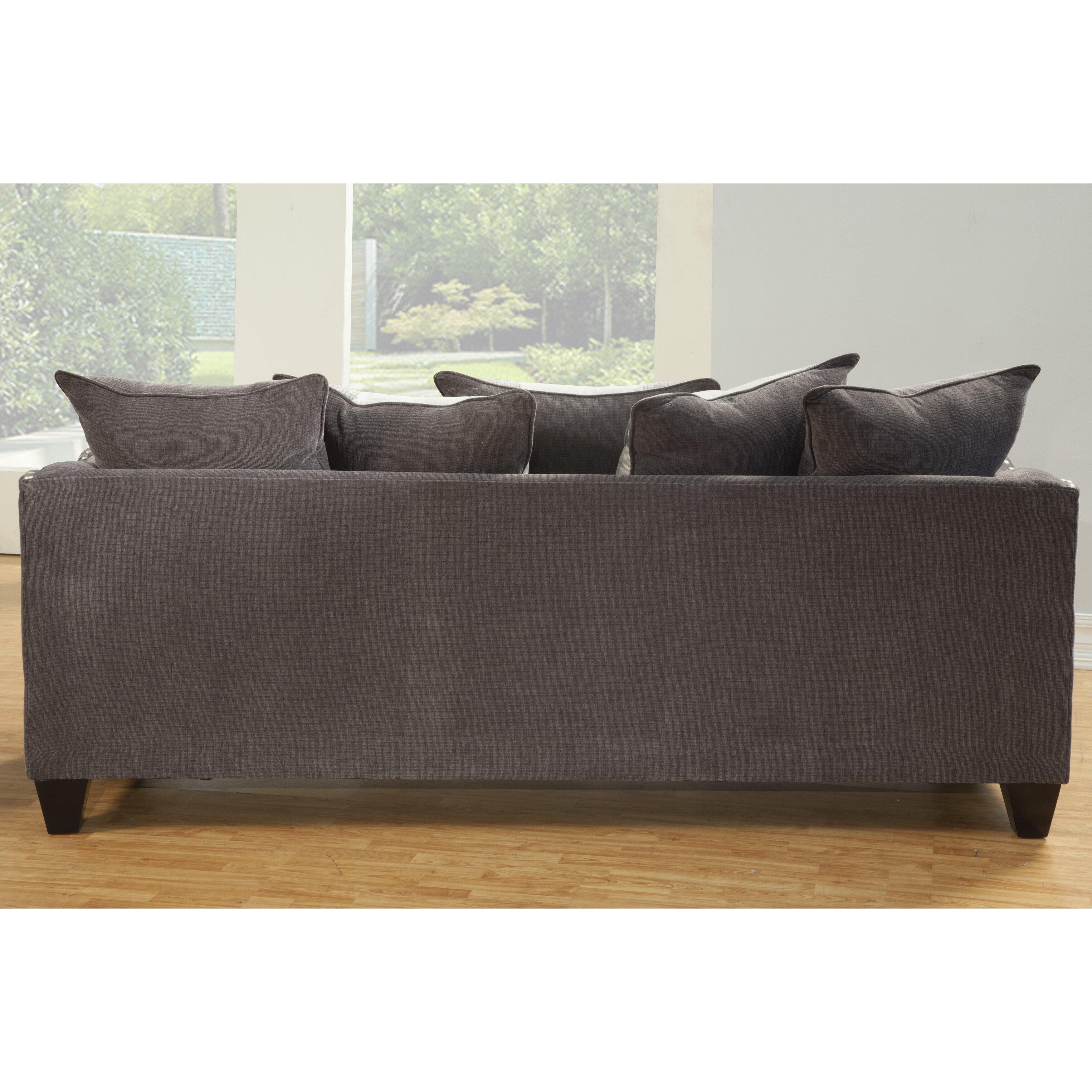 Hokku designs salem sofa reviews wayfair for Hokku designs living room furniture
