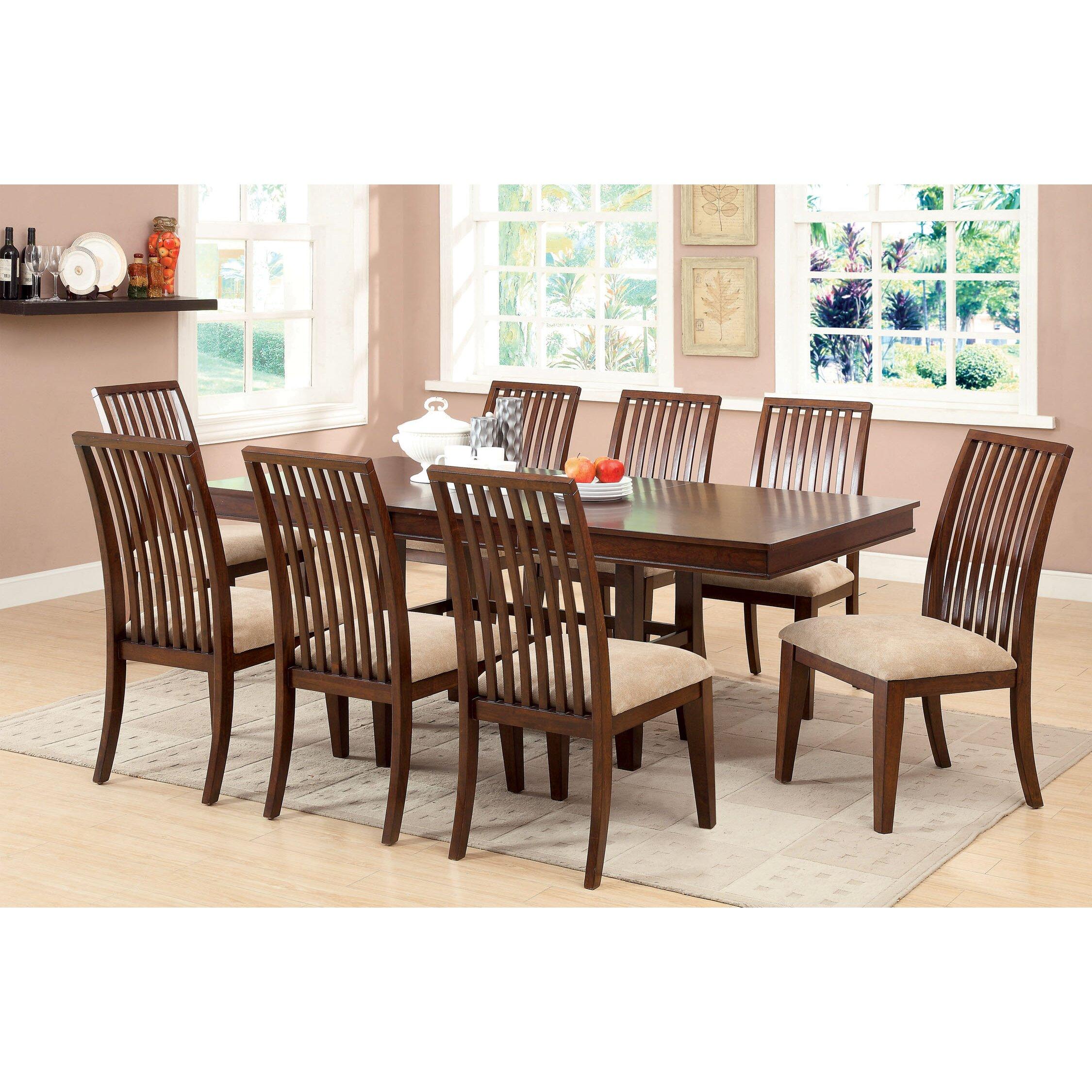 Hokku designs leillani extendable dining table wayfair for Hokku designs dining room furniture