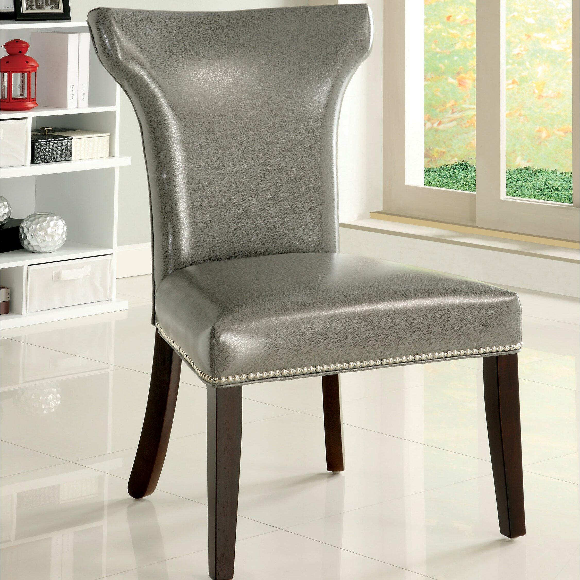 Modern Coffe Side Stool Designs : Hokku Designs Modern Side Chair & Reviews  Wayfair