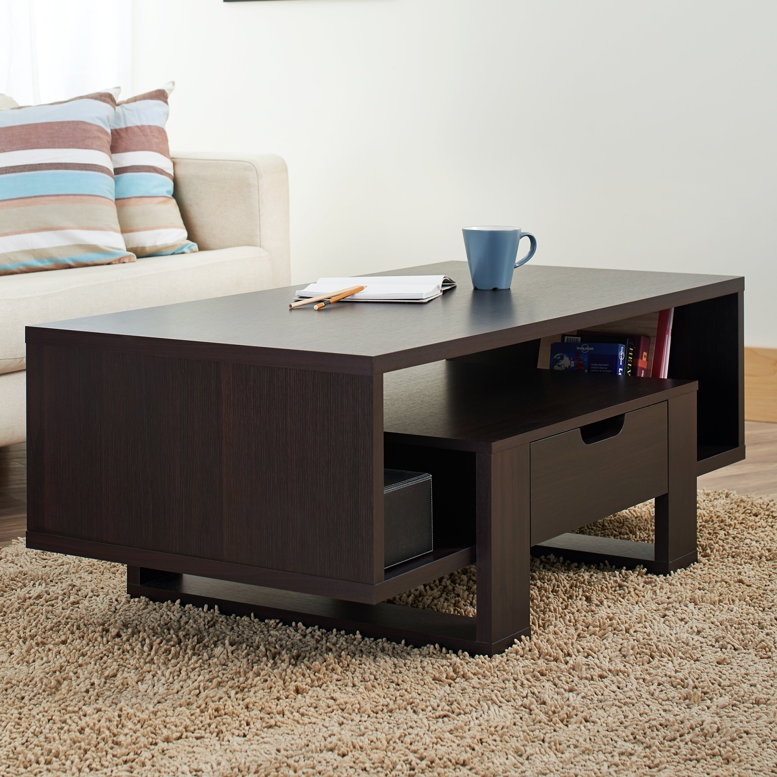 Hokku Designs Darwen Coffee Table Reviews Wayfair
