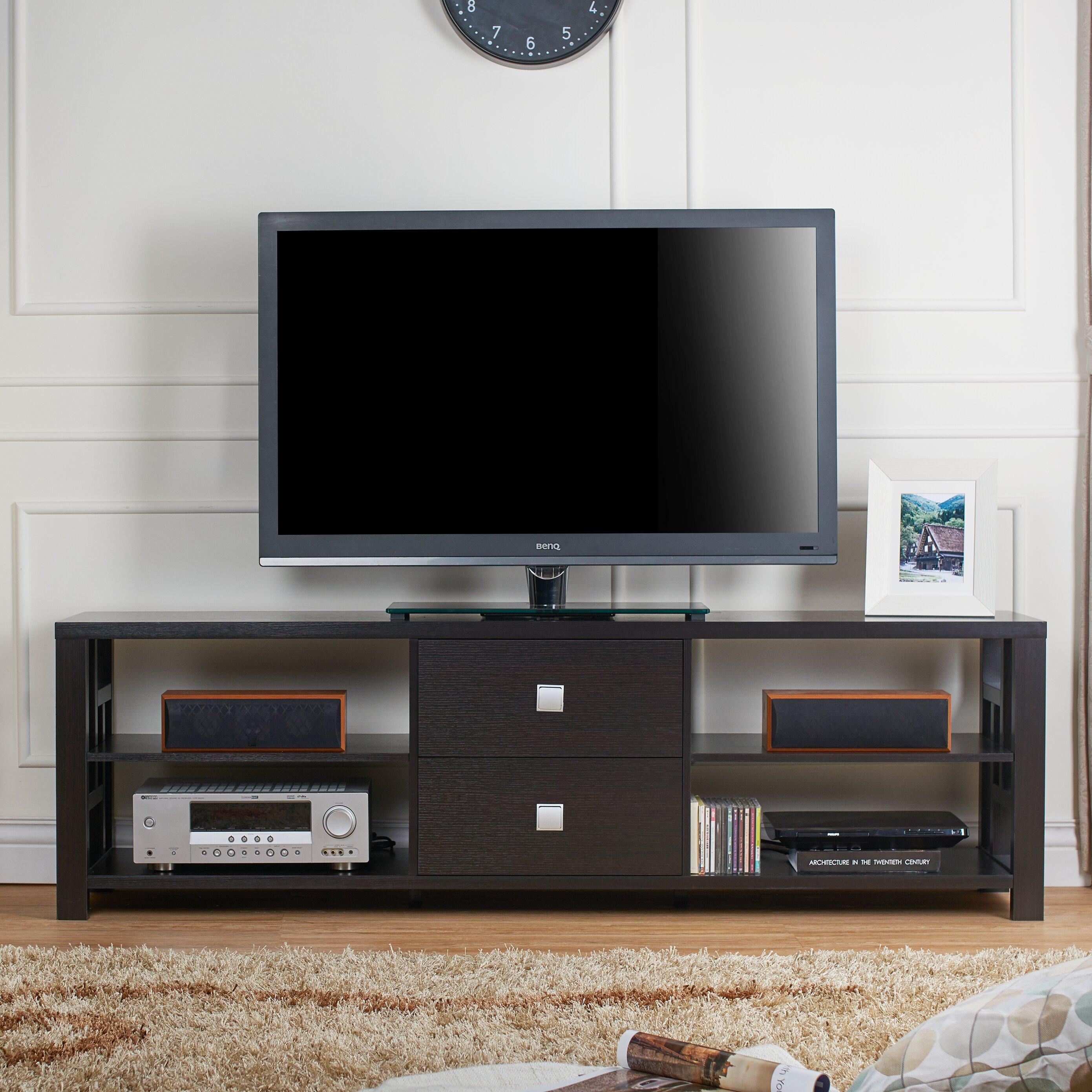 Hokku Designs Rodman Tv Stand Reviews Wayfair