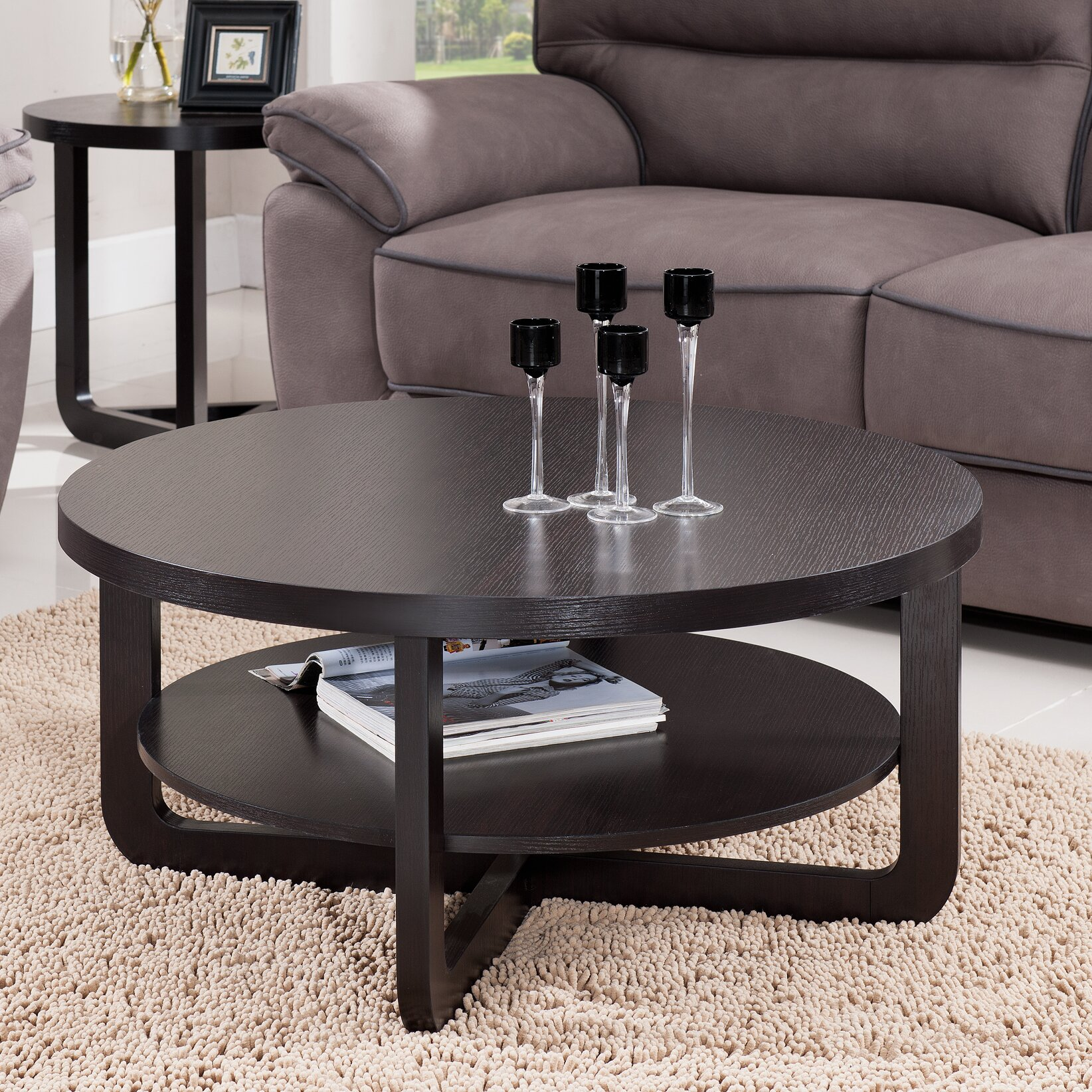 Hokku Designs Ursula Coffee Table Reviews Wayfair